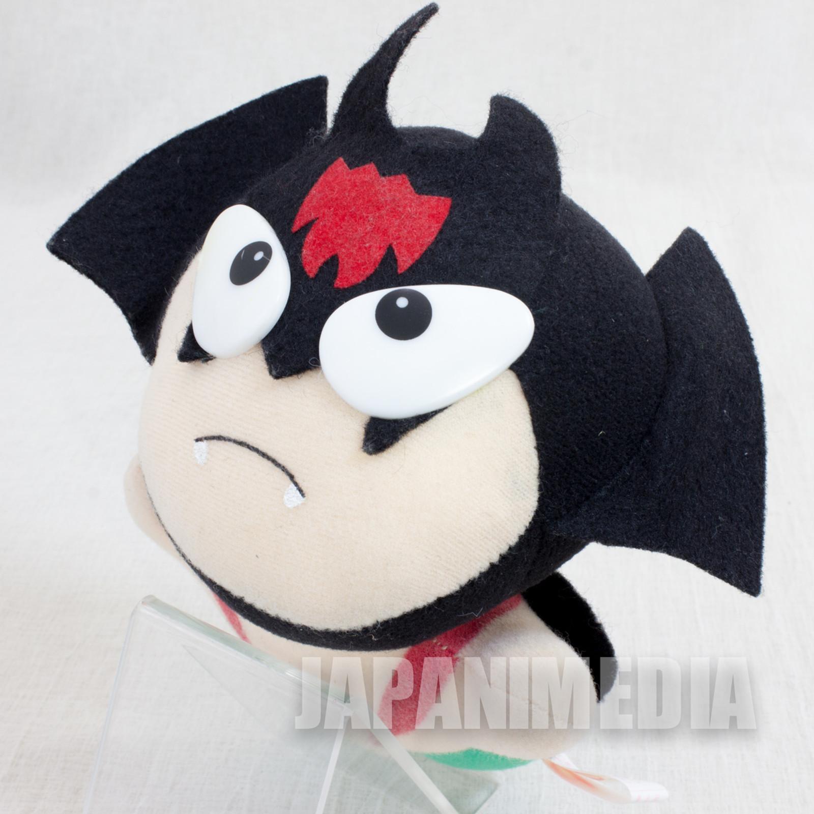 """Devilman CB Chara Nagai Go World Plush Doll 6"""" Japan JAPAN ANIME"""