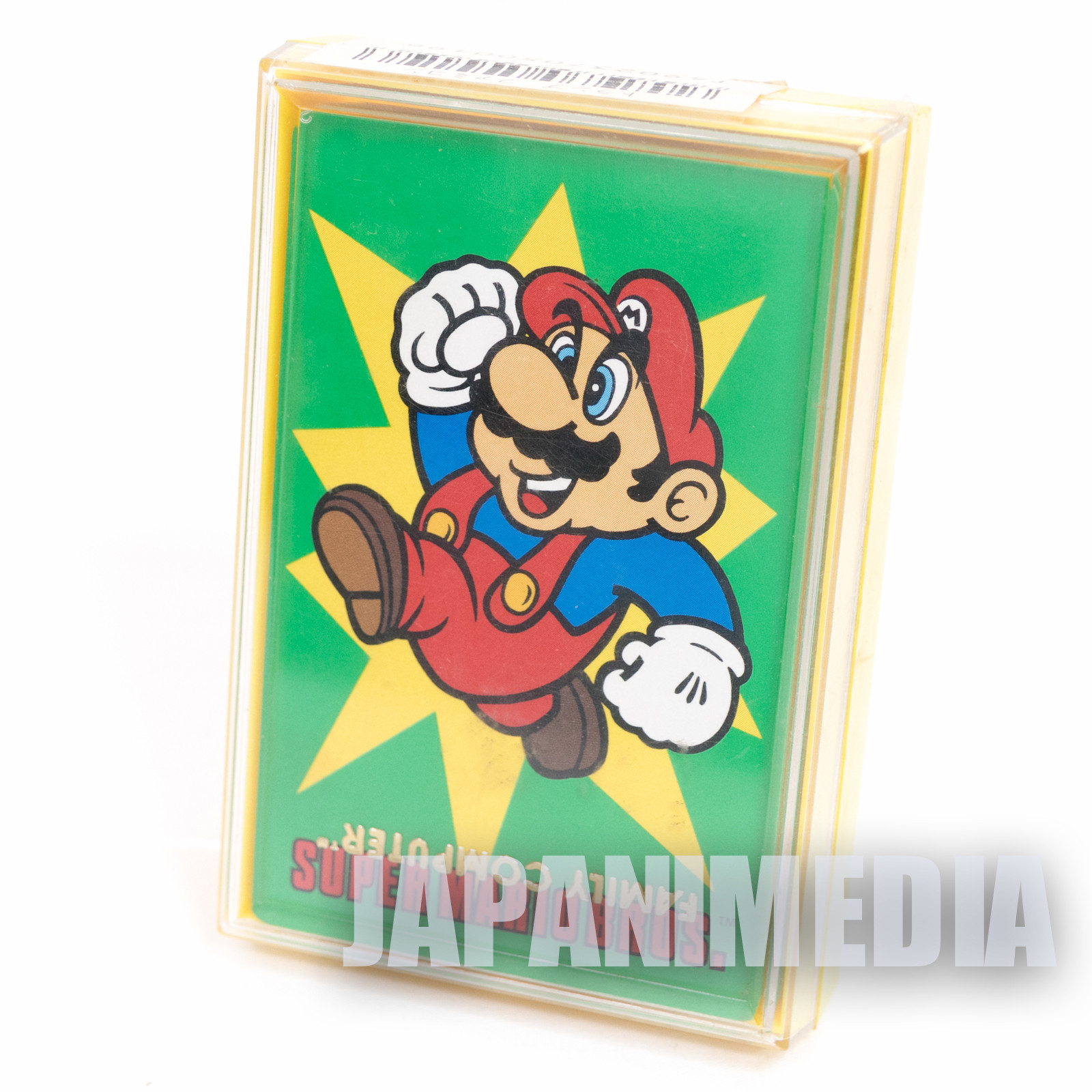 Super Mario Bros Trump Playing Cards Nintendo JAPAN FAMICOM