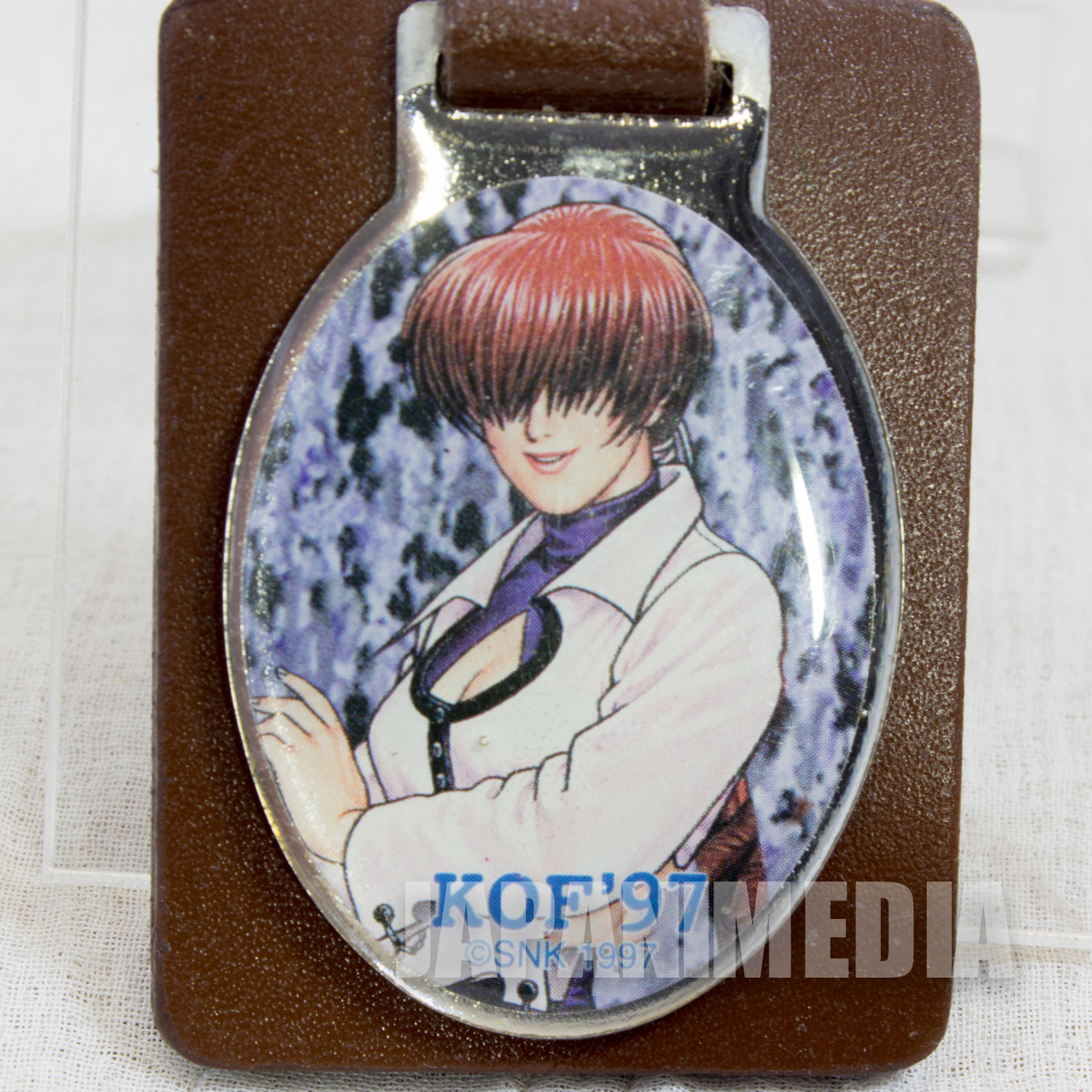 The King of Fighters '97 Shermie Hard Keychain SNK JAPAN GAME