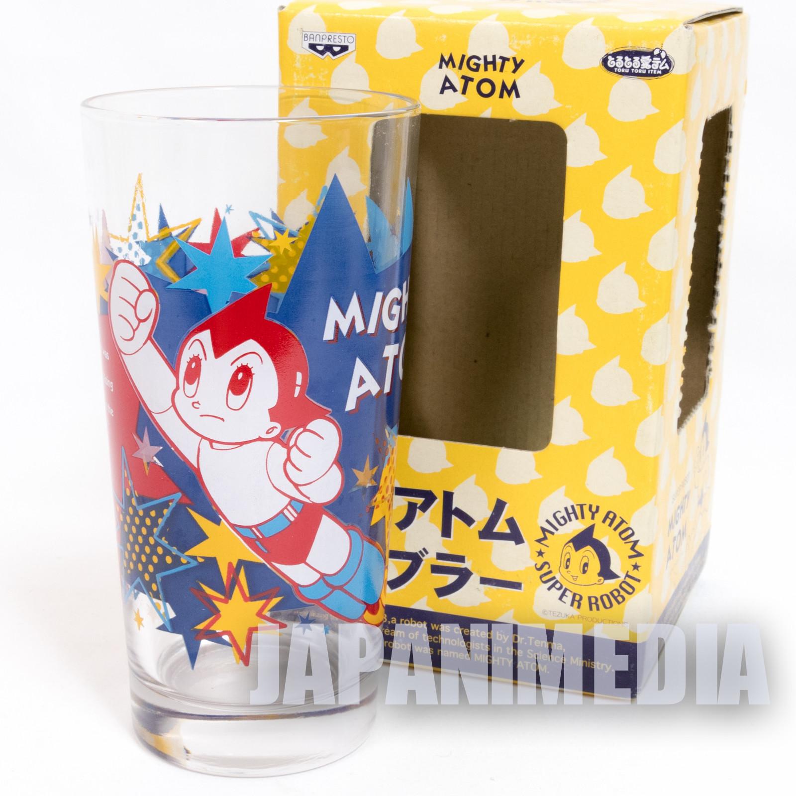 Astro Boy Atom Tumbler Glass Tezuka Osamu #1 JAPAN ANIME MANGA