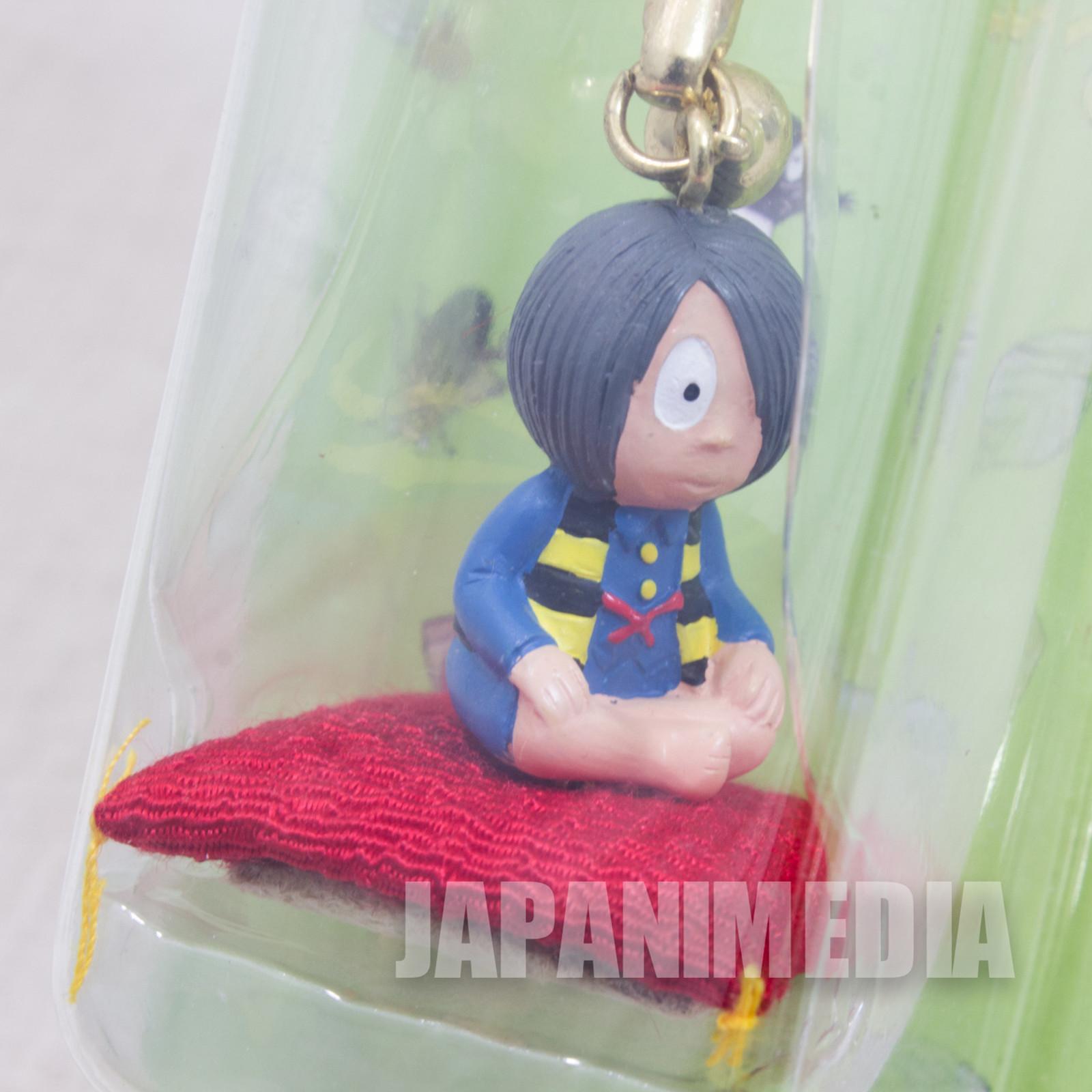 GeGeGe no Kitaro KITARO Zabuton Figure Strap JAPAN ANIME MANGA
