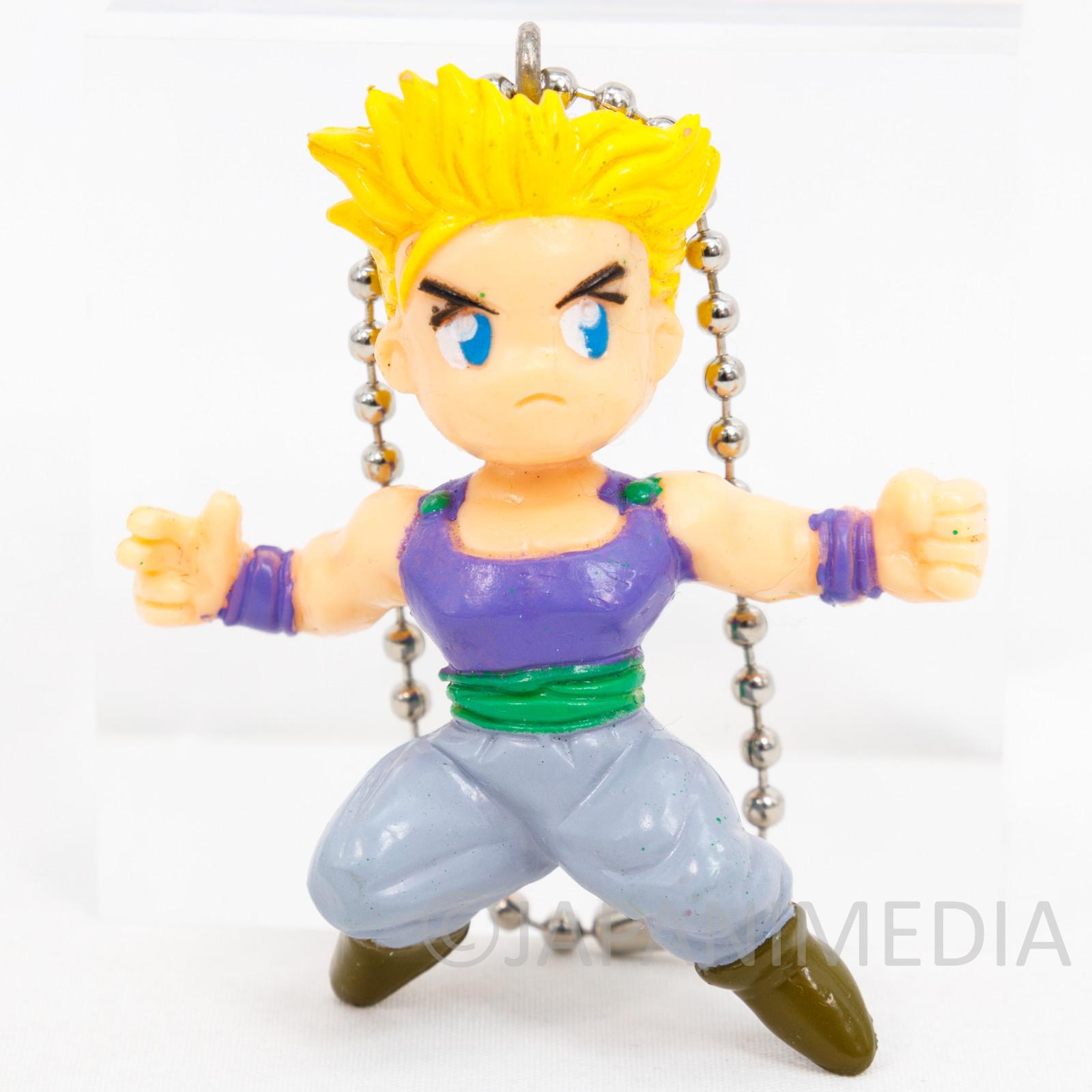 Final Fantasy 6 VI Sabin Rene Figaro Figure Ballchain FF Swing Bandai SQUARE