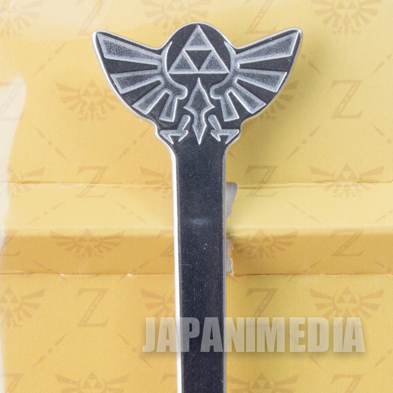 The Legend of Zelda Hyrule Emblem Spoon Symbol Cutlery Series Nintendo Banpresto