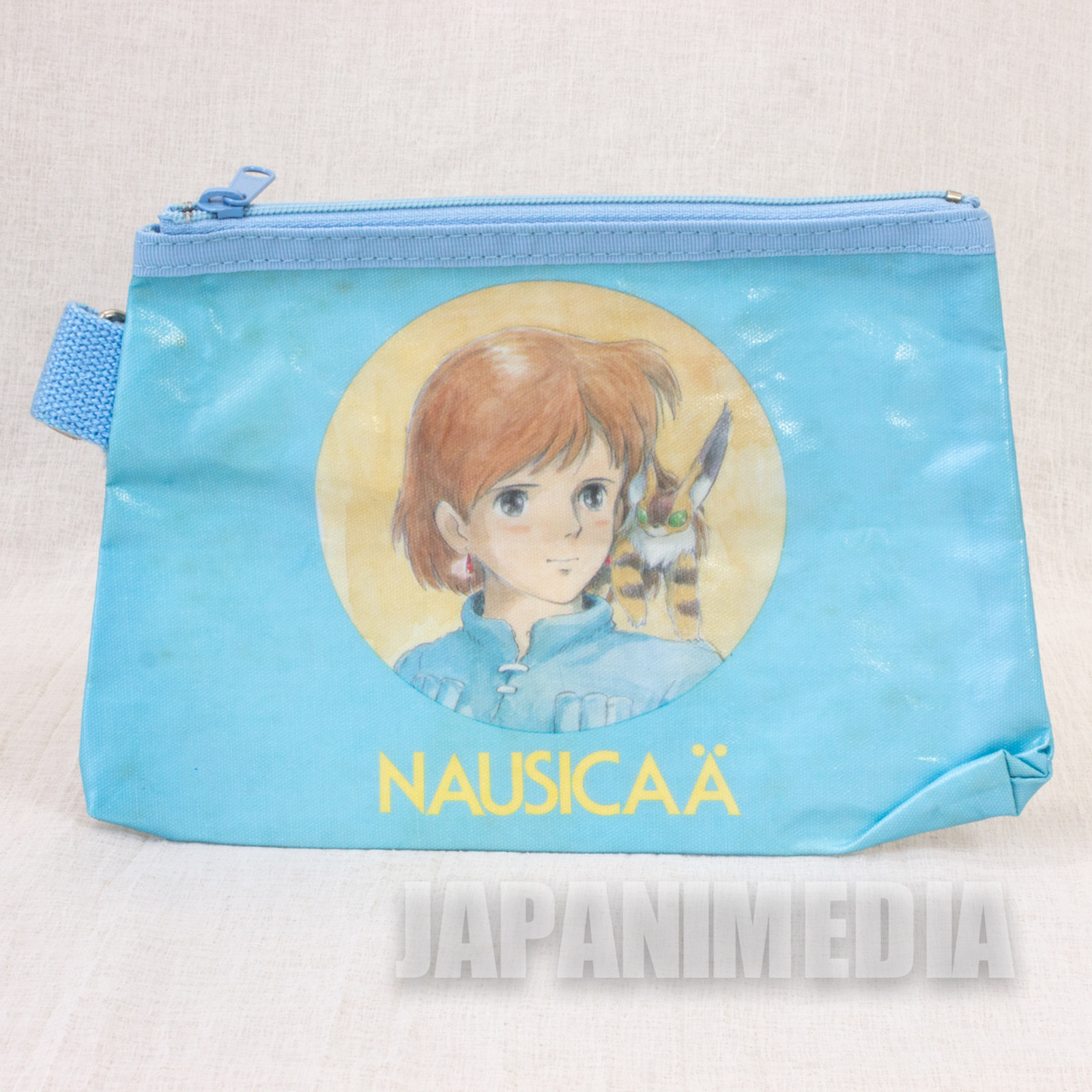 Retro RARE Nausicaa of the Valley of the Wind Pouch Mini Bag JAPAN ANIME