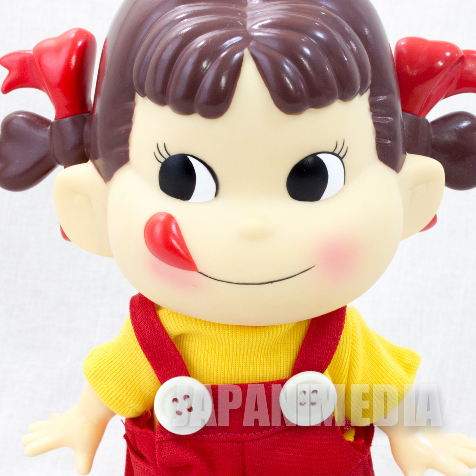 "Milky Candy Peko-chan Soft Vinyl Figure 9.5"" FUJIYA JAPAN ANIME"