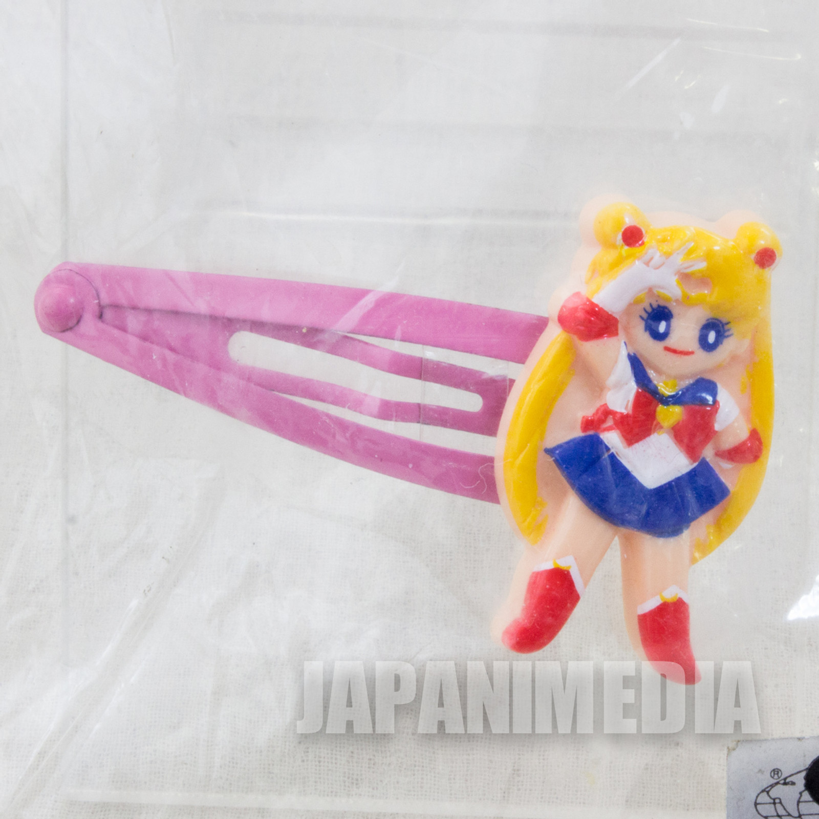 Retro RARE!! Sailor Moon S Mascot Hair Clip Accessory JAPAN ANIME