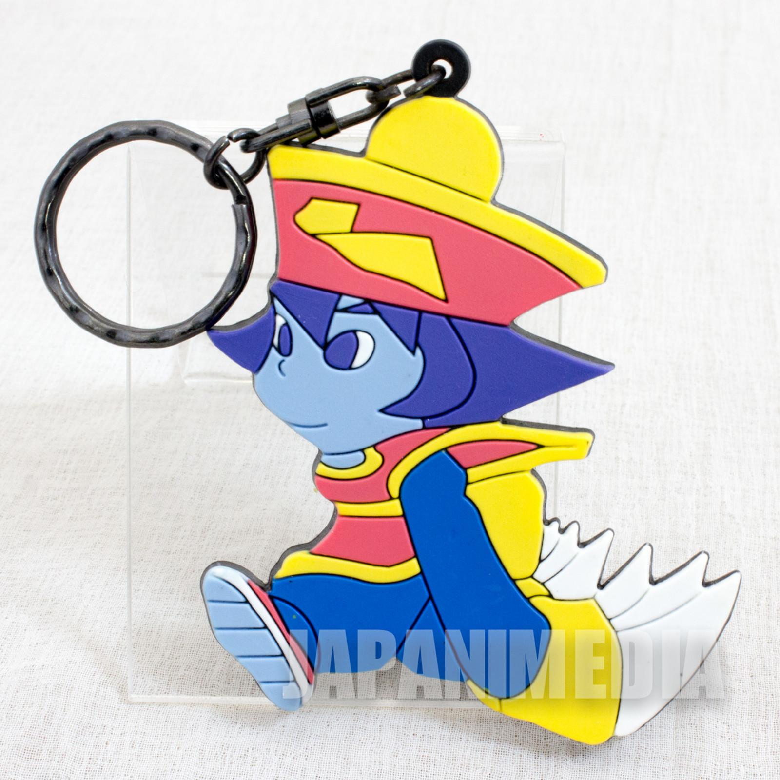 Darkstalkers (Vampire) Lei-Lei Rubber Mascot Keychain Capcom