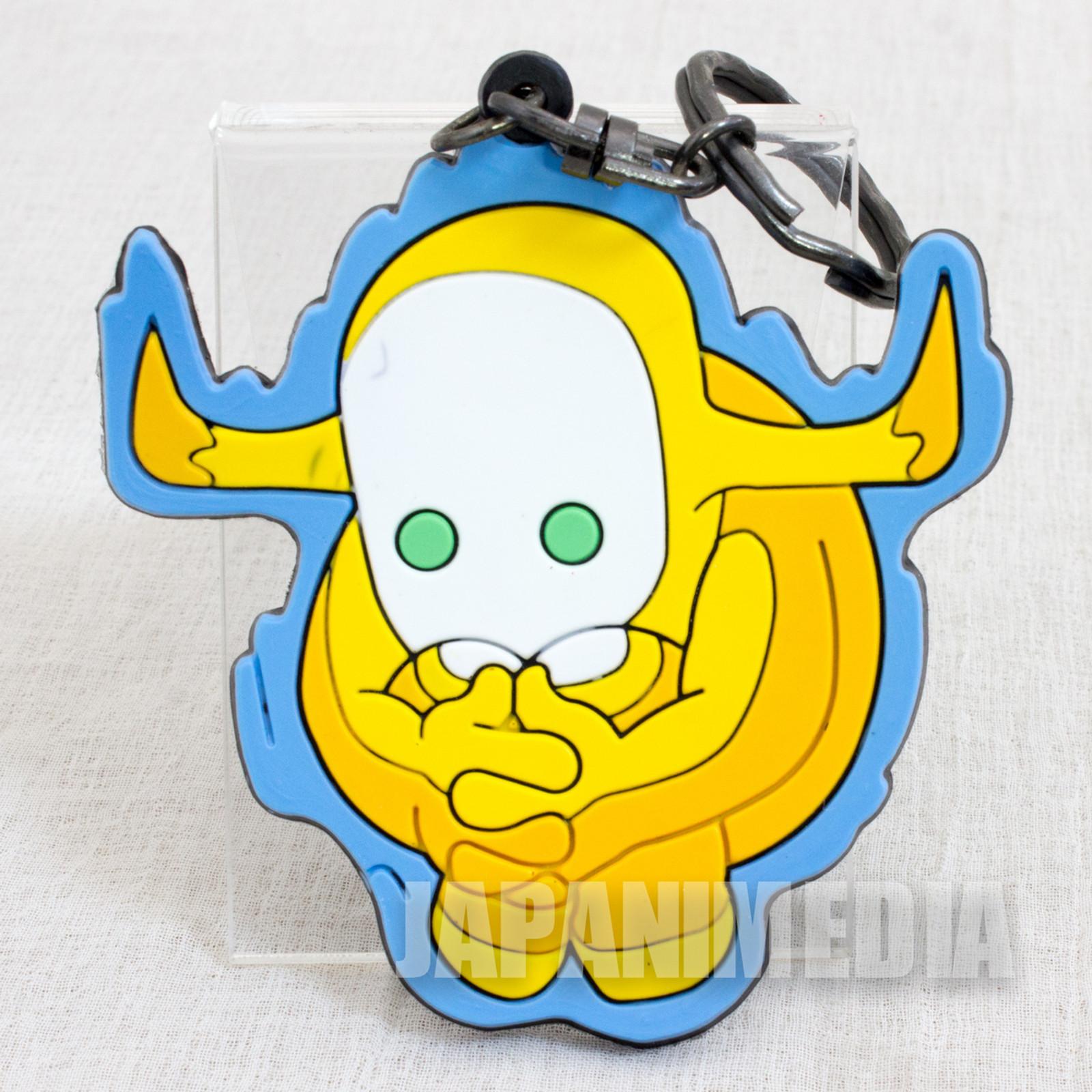 Darkstalkers (Vampire) Pyron Rubber Mascot Keychain Capcom
