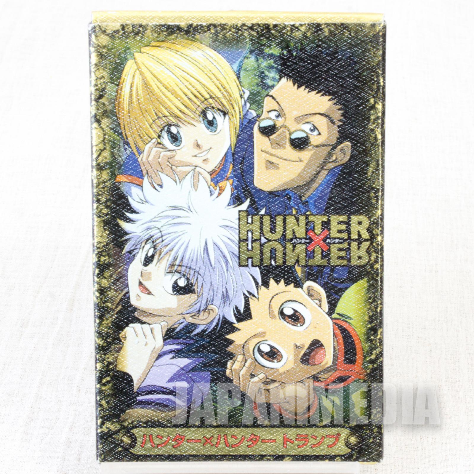 Hunter x Hunter Playing Cards Trump JAPAN ANIME
