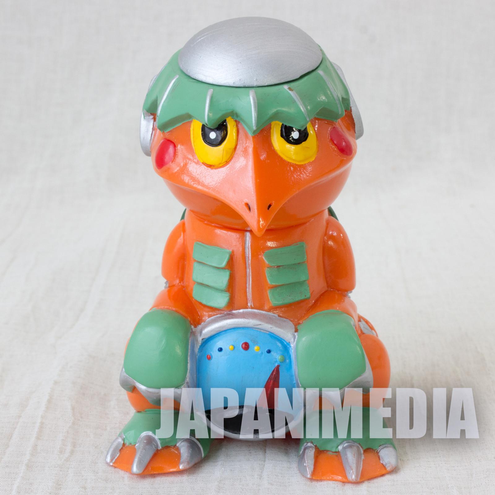 Retro RARE Megappa Tokyo Robot 5th Anniverary Soft Vinyl Figure 1999