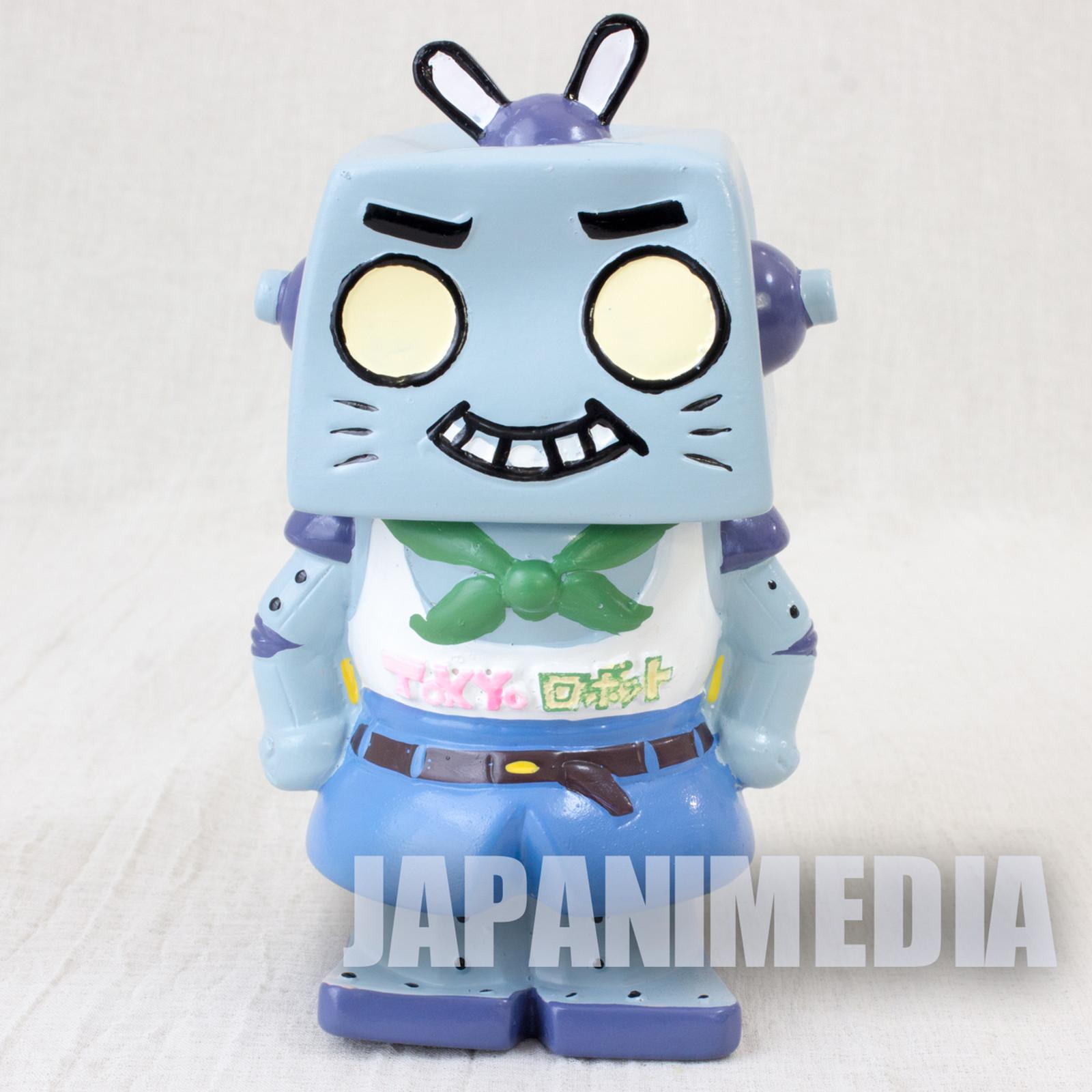 Retro RARE Boy Tokyo Robot 1st Anniverary Soft Vinyl Figure 1995