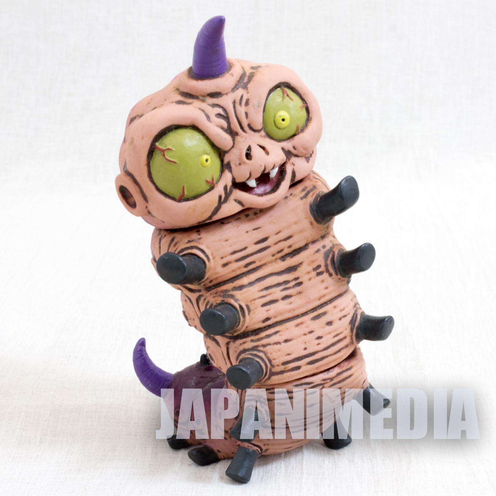 RARE! Dokumushi Kozou Soft Vinyl Figure Hideshi Hino Planet Toys JAPAN MANGA