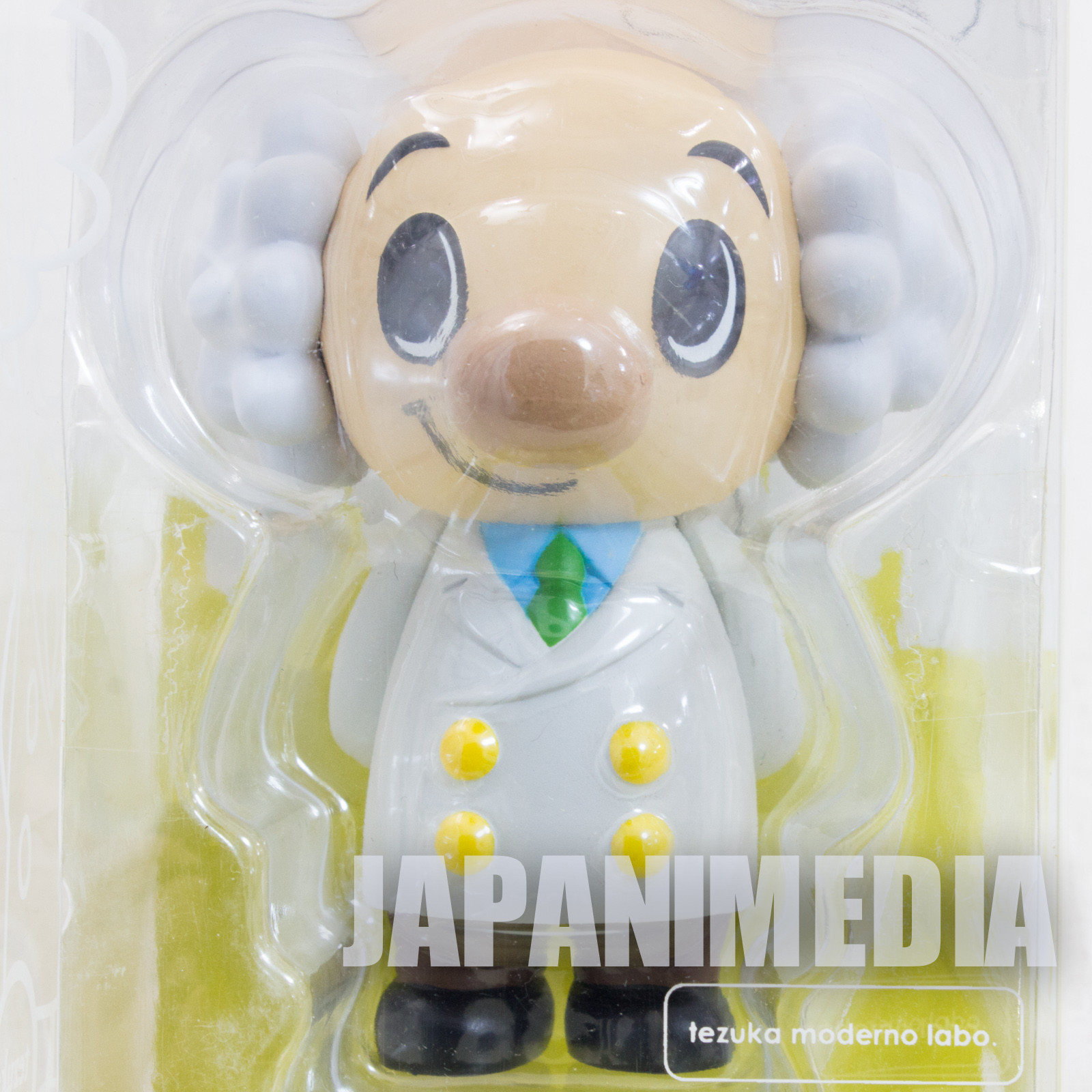 Astro Boy Atom Dr. Ochanomizu Moderno Labo Figure Tezuka Osamu Organic JAPAN