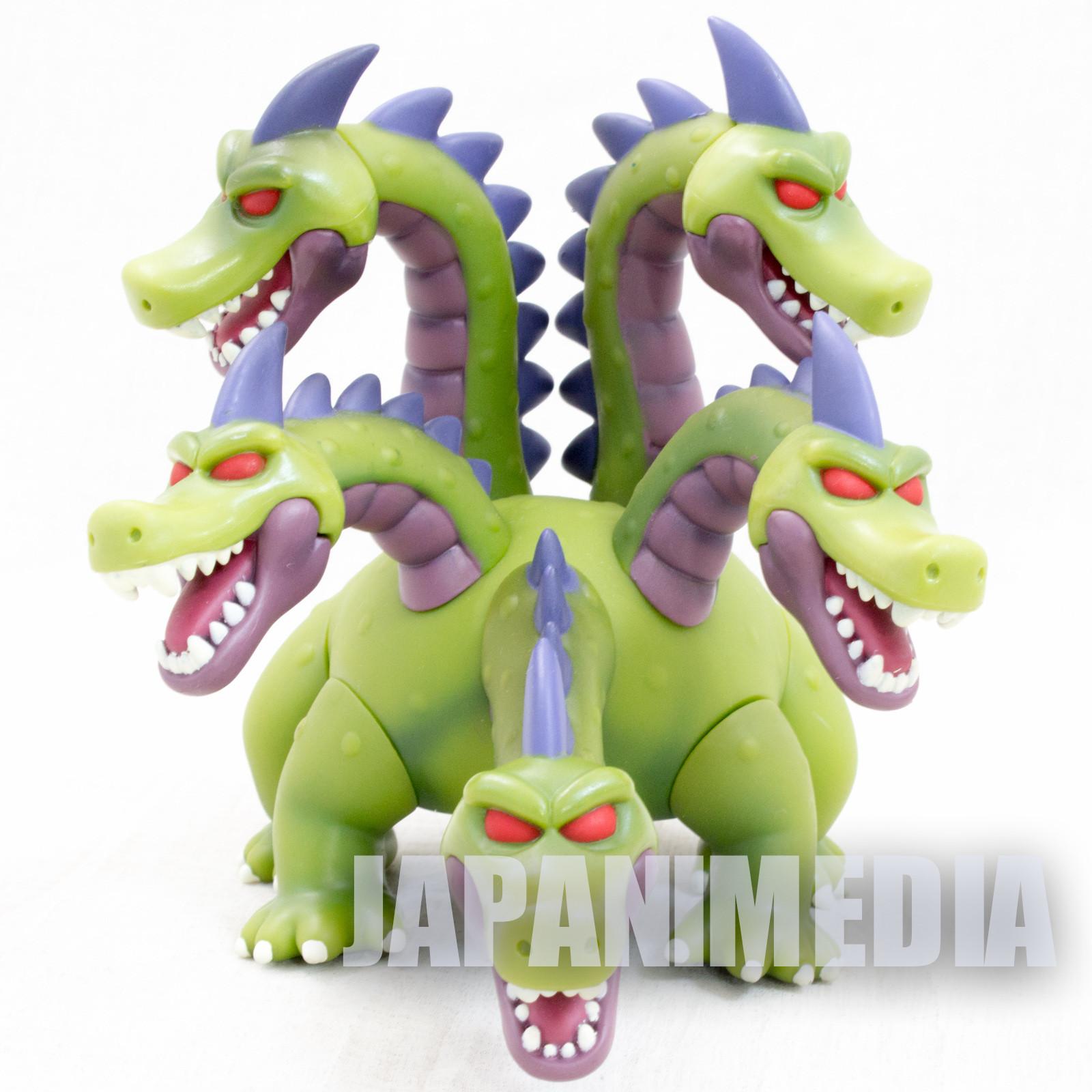 Dragon Quest Sofubi Monster Yamata no Oroch Figure Square Enix JAPAN WARRIOR