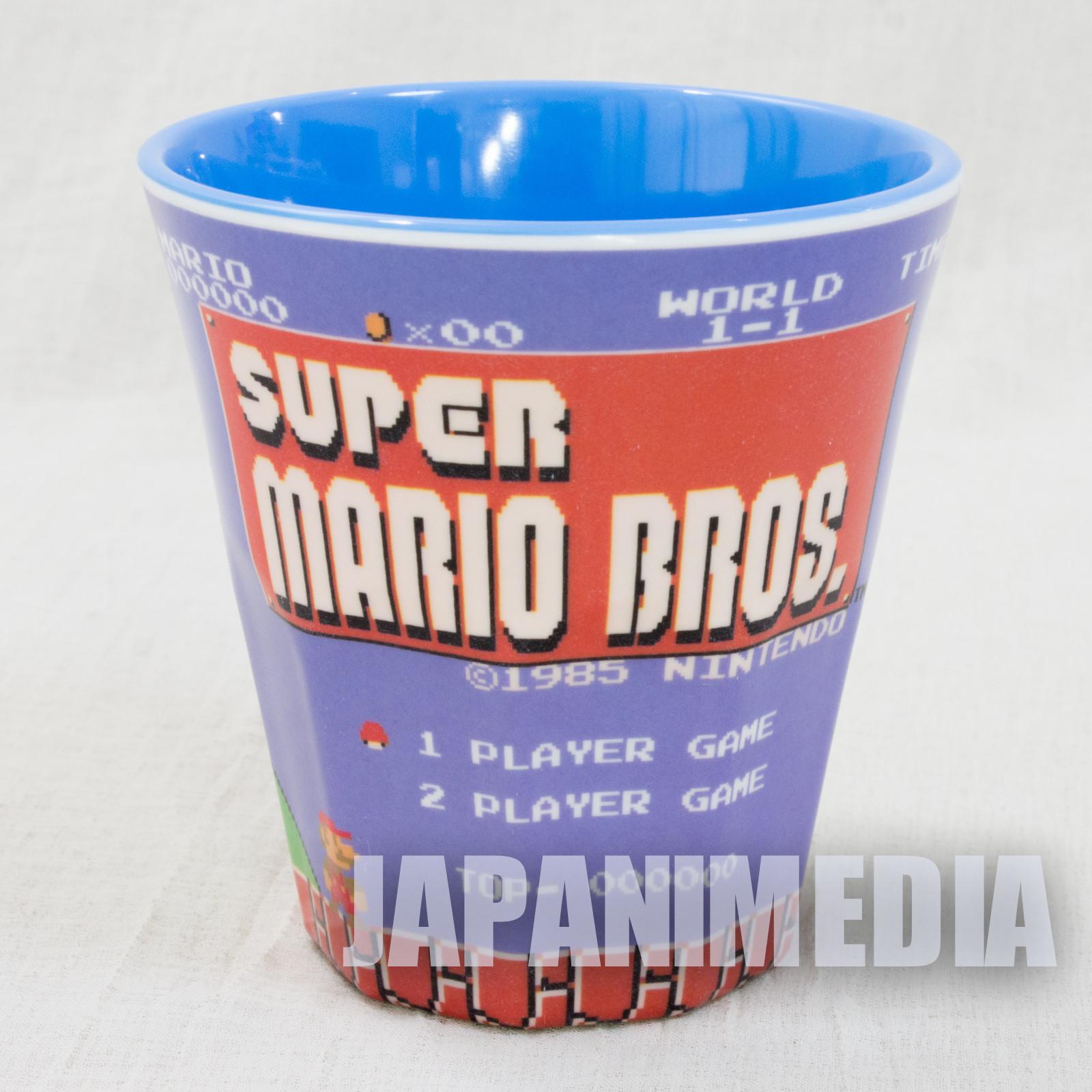 Super Mario Bros. Melamine Cup #1 JAPAN NINTENDO FAMICOM NES