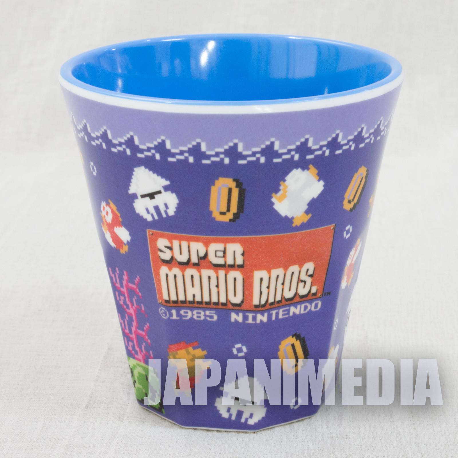 Super Mario Bros. Melamine Cup #2 JAPAN NINTENDO FAMICOM NES