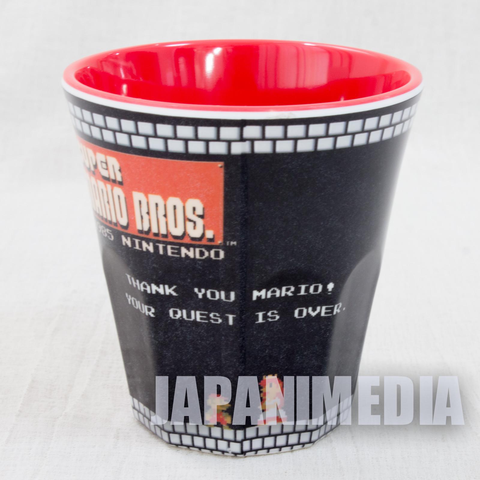 Super Mario Bros. Melamine Cup #3 JAPAN NINTENDO FAMICOM NES