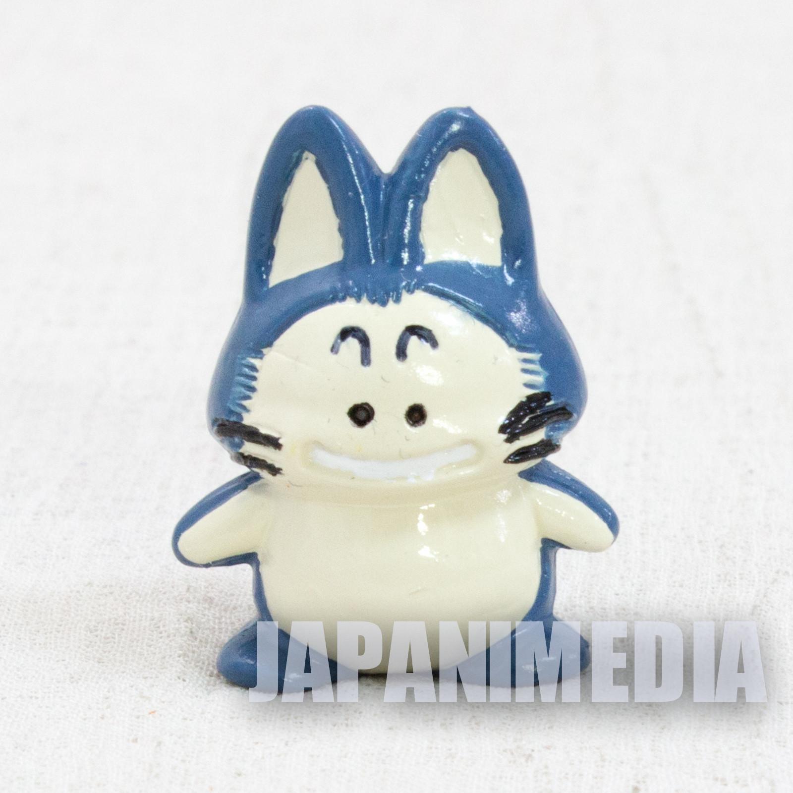 """Dragon Ball Puar 1"""" Mini Rubber Figure Painted JAPAN ANIME"""