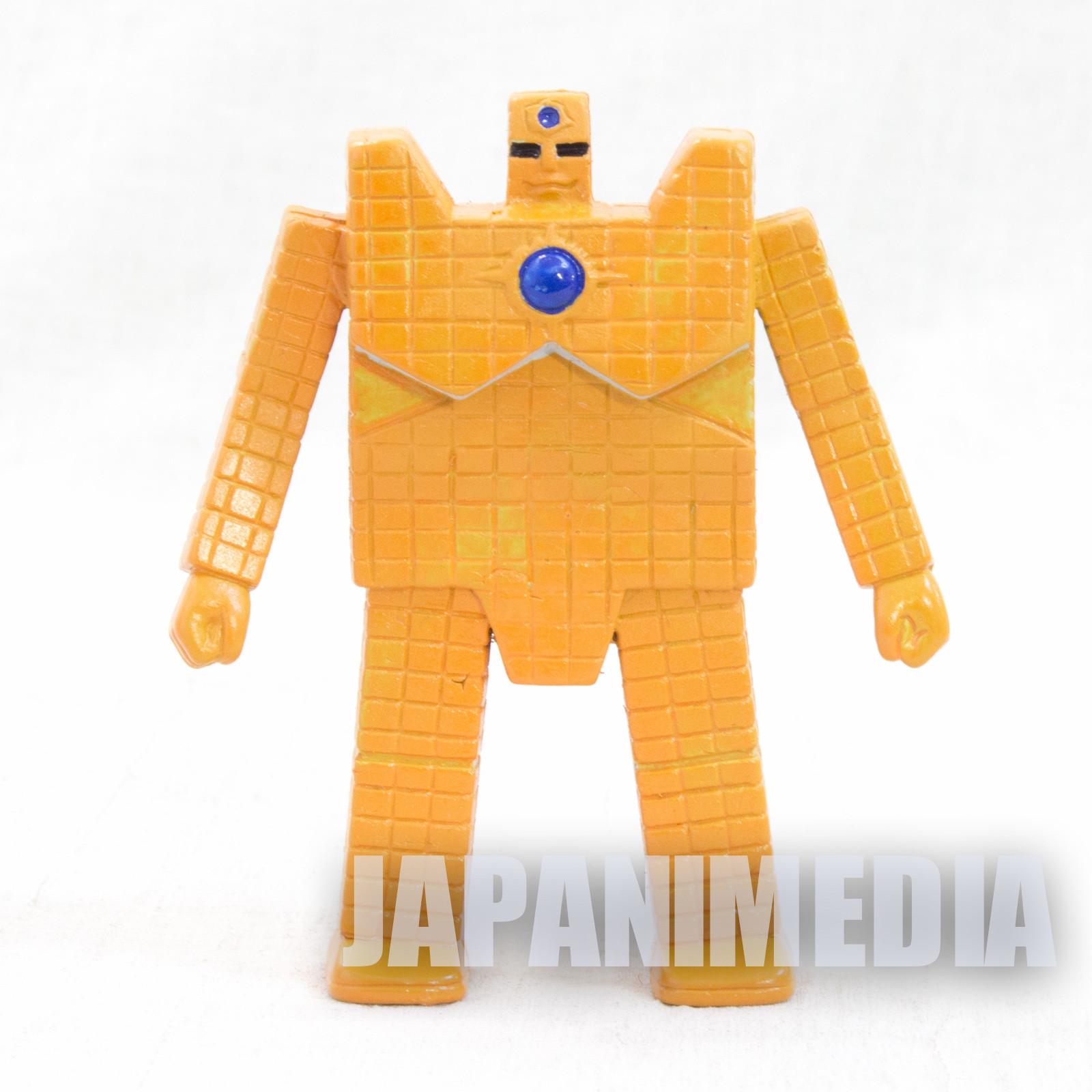 "Kinnikuman Sunshine 3.5"" Rubber Figure Painted ULTIMATE MUSCLE"