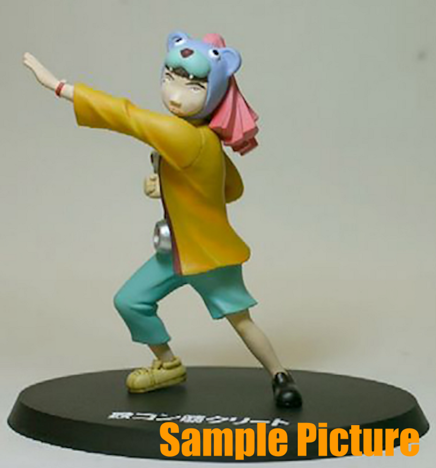 Tekkon Kinkreet Shiro Movie Collection Figure Matsumoto Taiyo Jun Planning