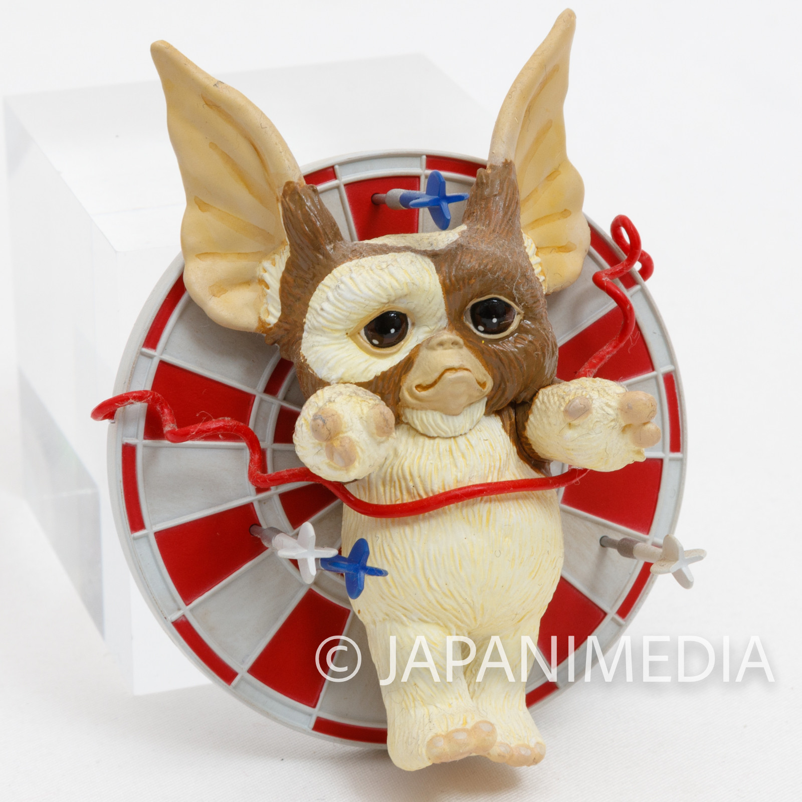 RARE Gremlins Gizmo Darts Borad One Coin Figure Series Kotobukiya JAPAN