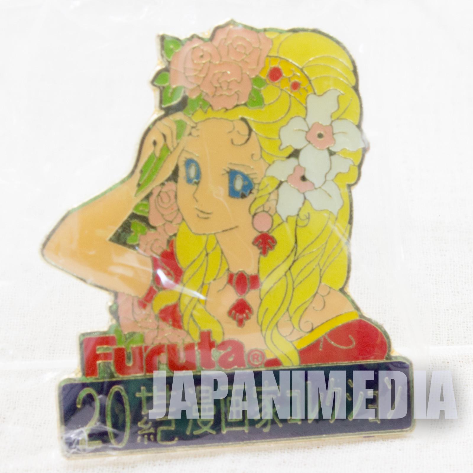 The Rose of Versailles Marie Antoinette Metal Pins JAPAN ANIME MANGA