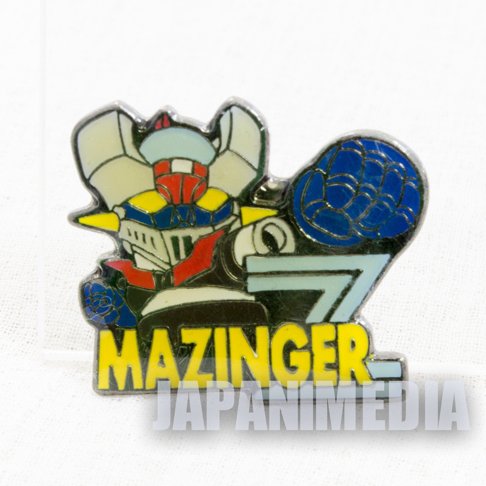 Mazinger Z Metal Pins JAPAN ANIME MANGA NAGAI GO