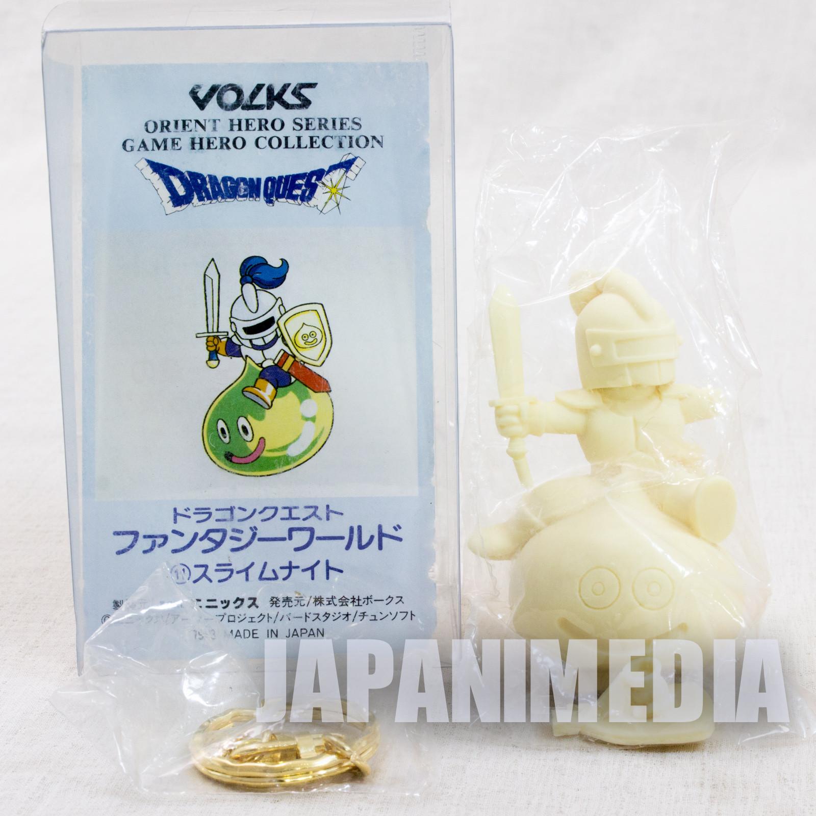 Dragon Quest Slime Knight Resin Cast Model Kit Volks WARRIOR JAPAN