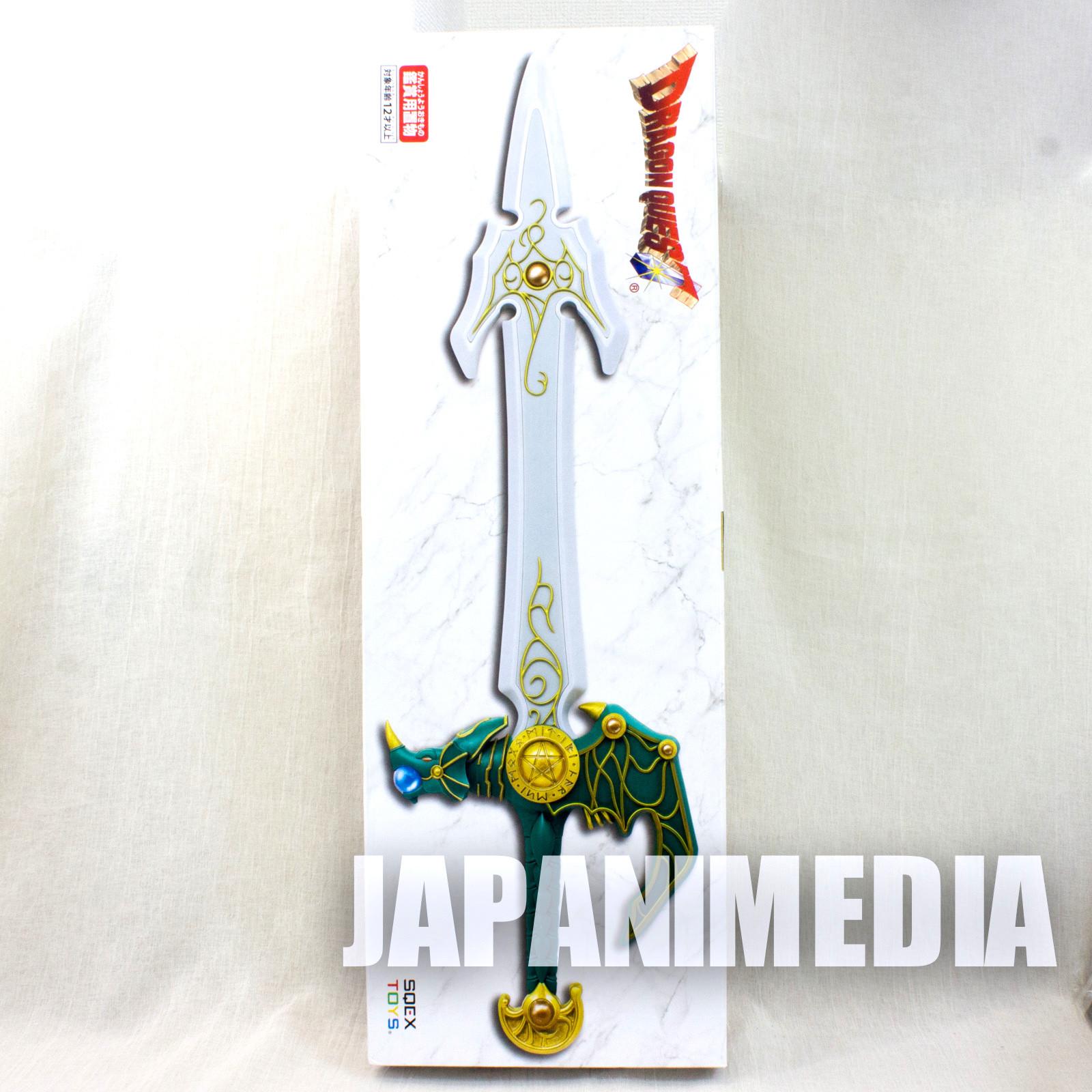 Dragon Quest Zenithian Sword 24 inches Figure Square Enix JAPAN WARRIOR