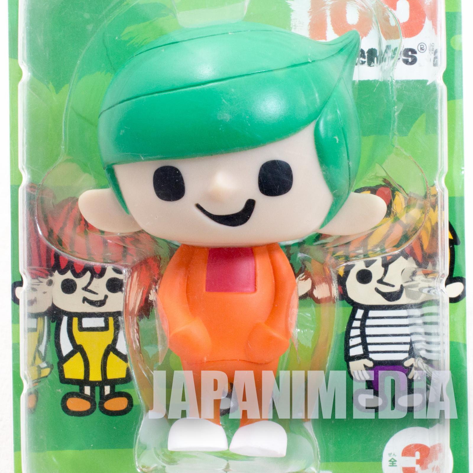 RARE! Robin with his 100 friends Robin Soft Vinyl Figure Series PansonWorks JAPAN