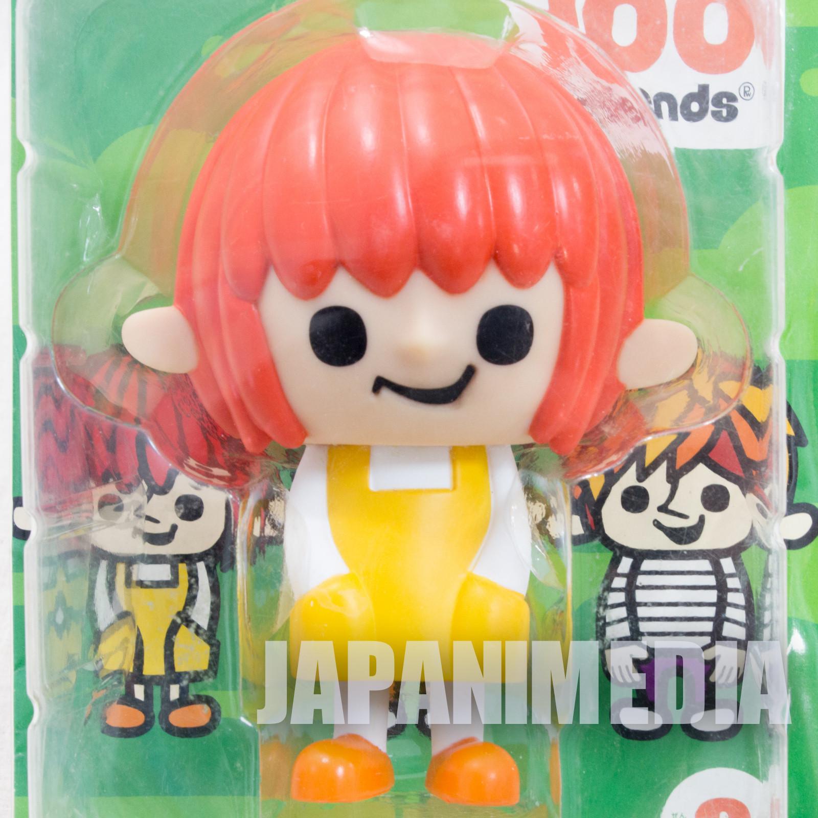 RARE! Robin with his 100 friends Belle Soft Vinyl Figure Series PansonWorks JAPAN