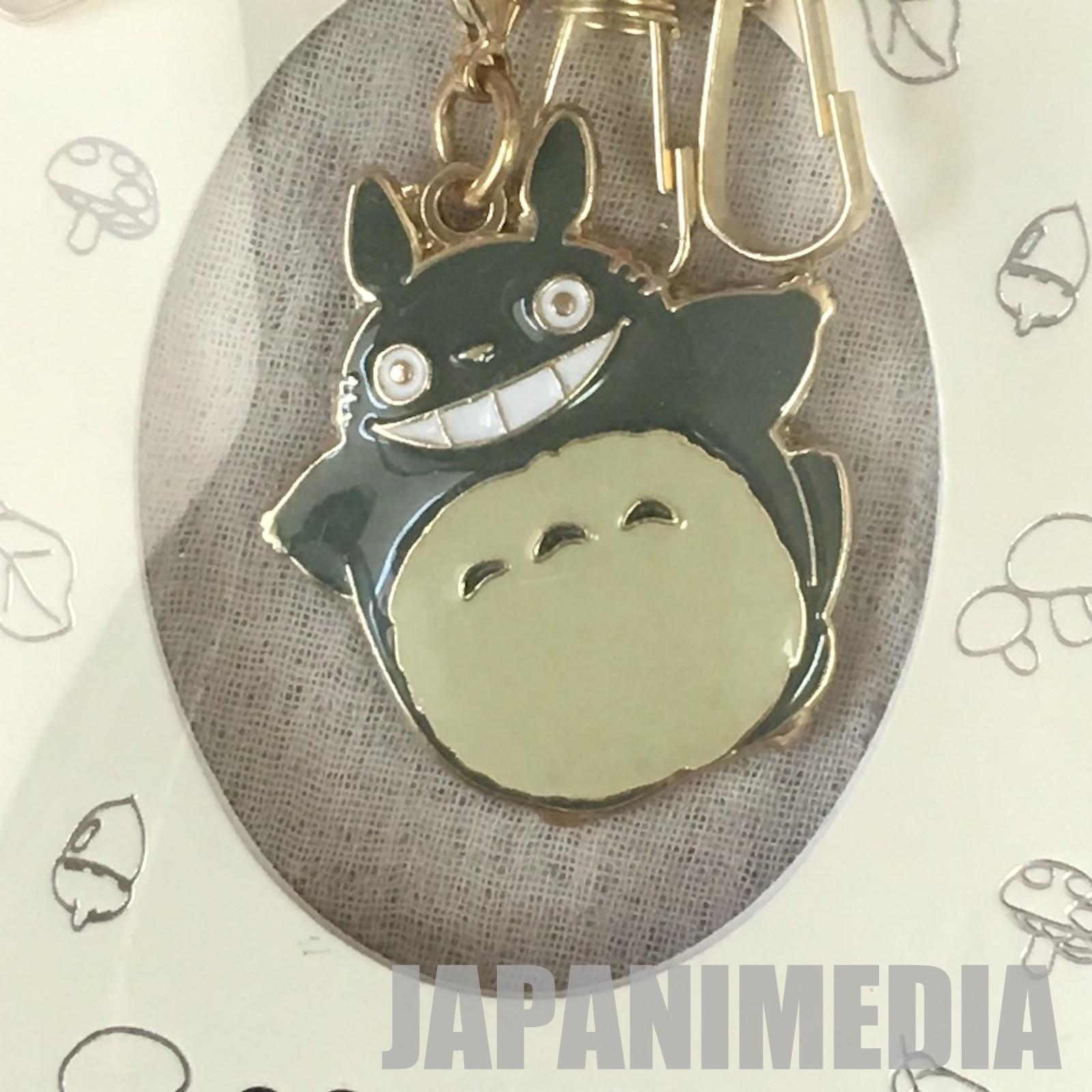 My Neighbor Totoro Mascot Charm Key Ring #2 Ghibli Hayao Miyazaki JAPAN