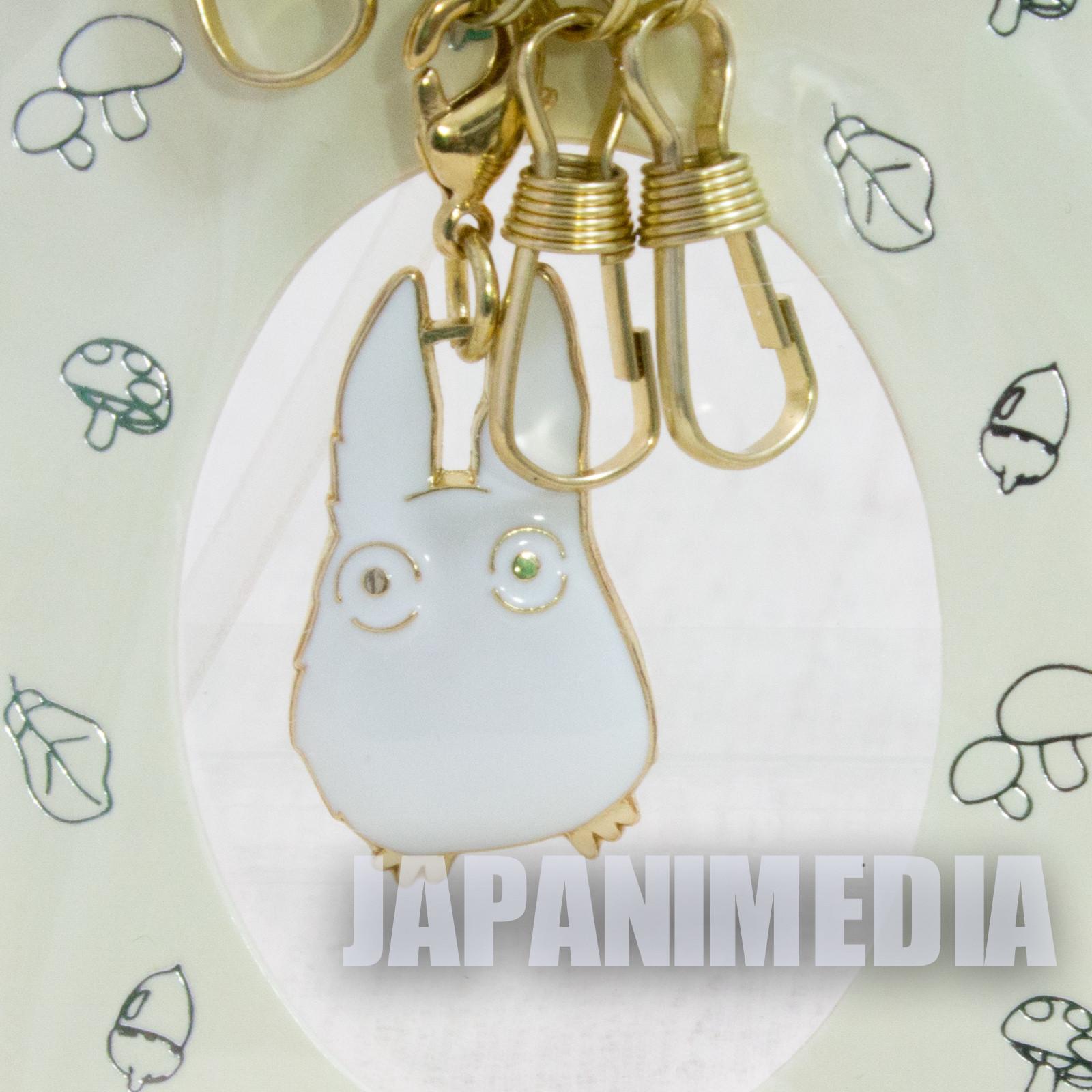 My Neighbor Totoro Mascot Charm Key Ring #4 Ghibli Hayao Miyazaki JAPAN