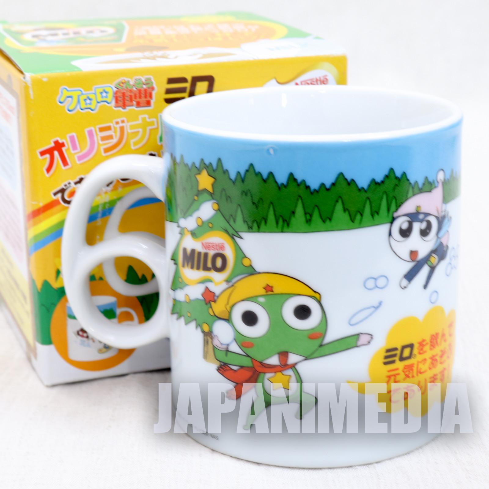 Sgt. Frog x MILO Keroro Gunso  Mug  [6 ver.] JAPAN ANIME MANGA