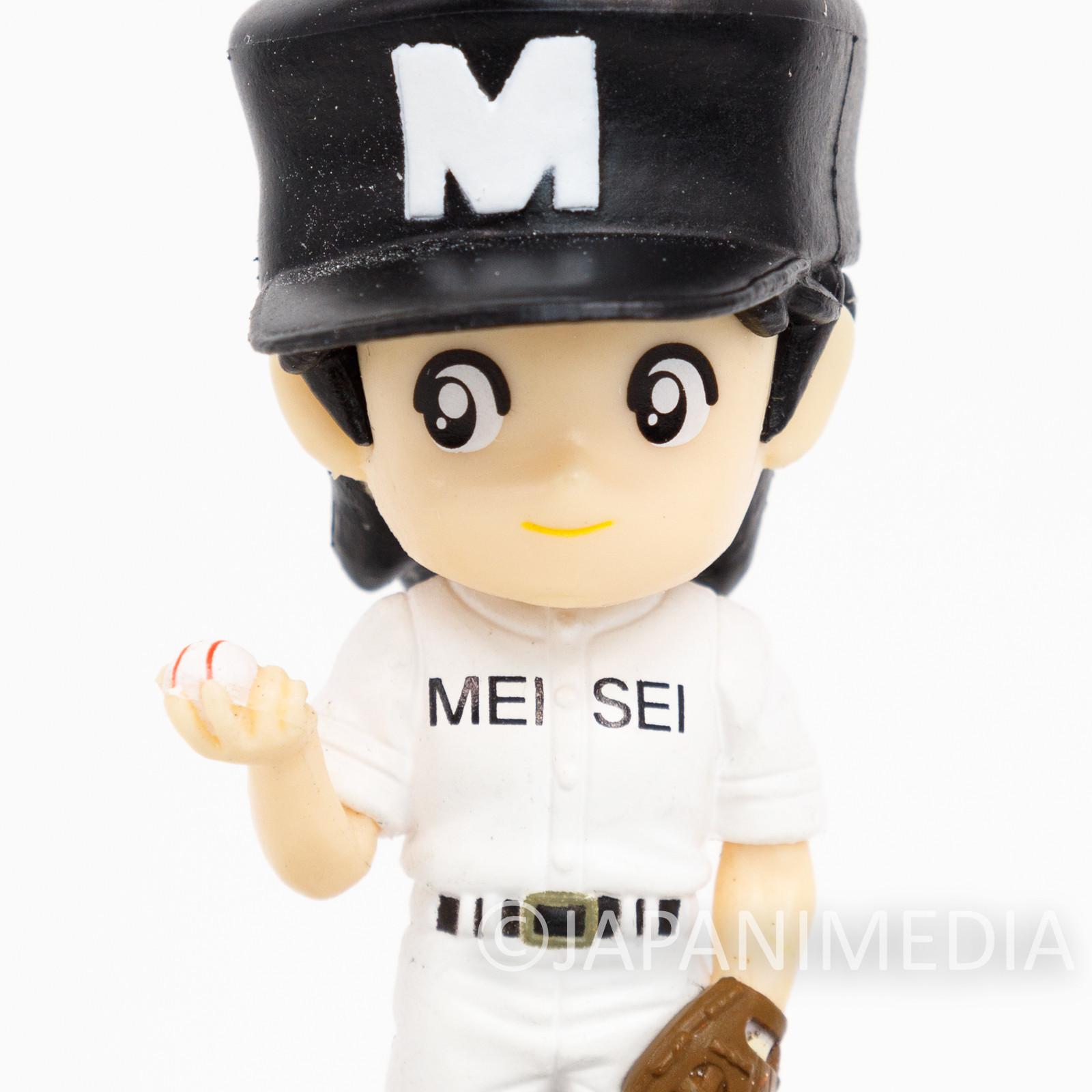 TOUCH Tatsuya Uesugi Bobbin Head Figure Mitsuru Adachi Toy Full JAPAN ANIME MANGA