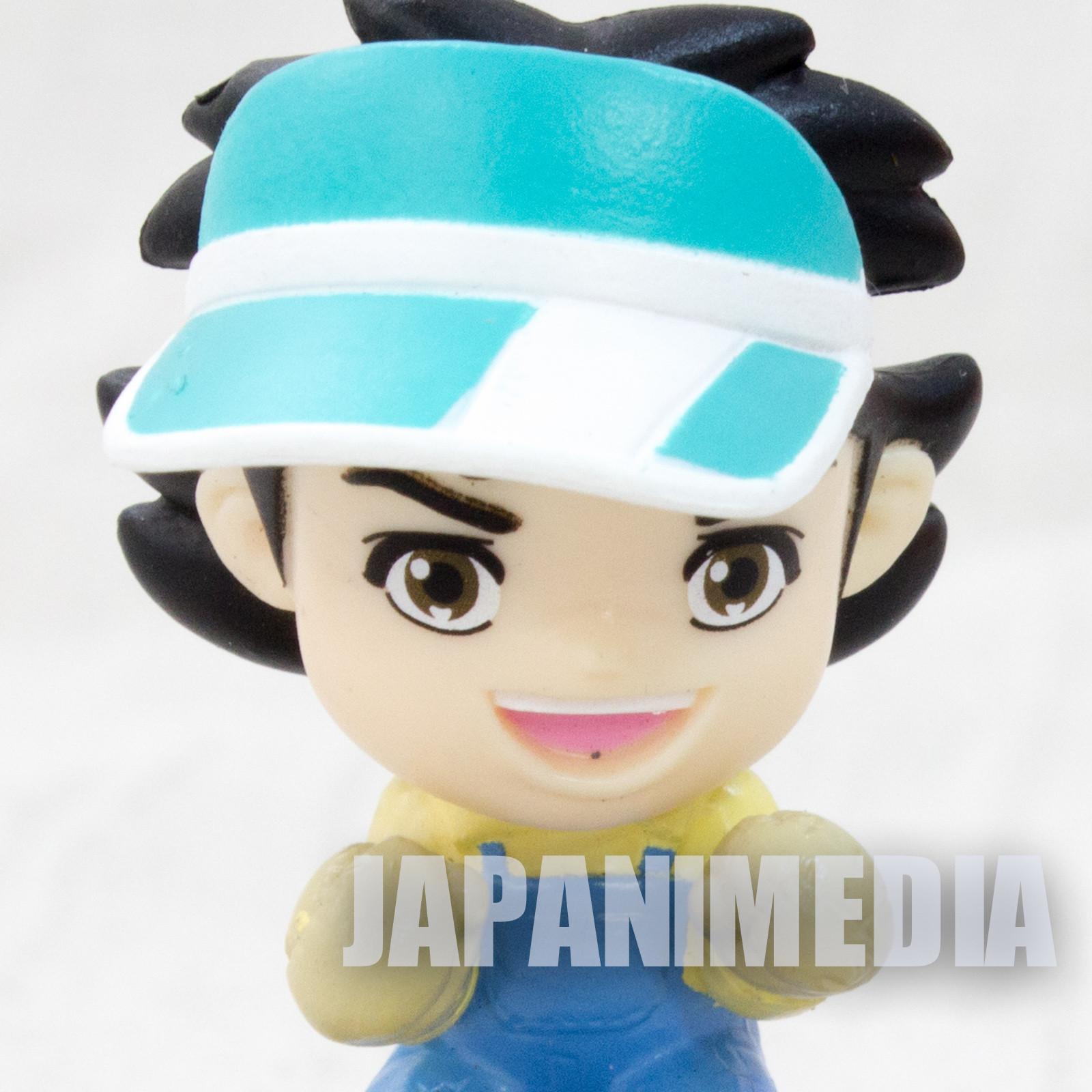 Ganbare Genki Horiguchi Genki Bobbin Head Figure Toy Full JAPAN ANIME