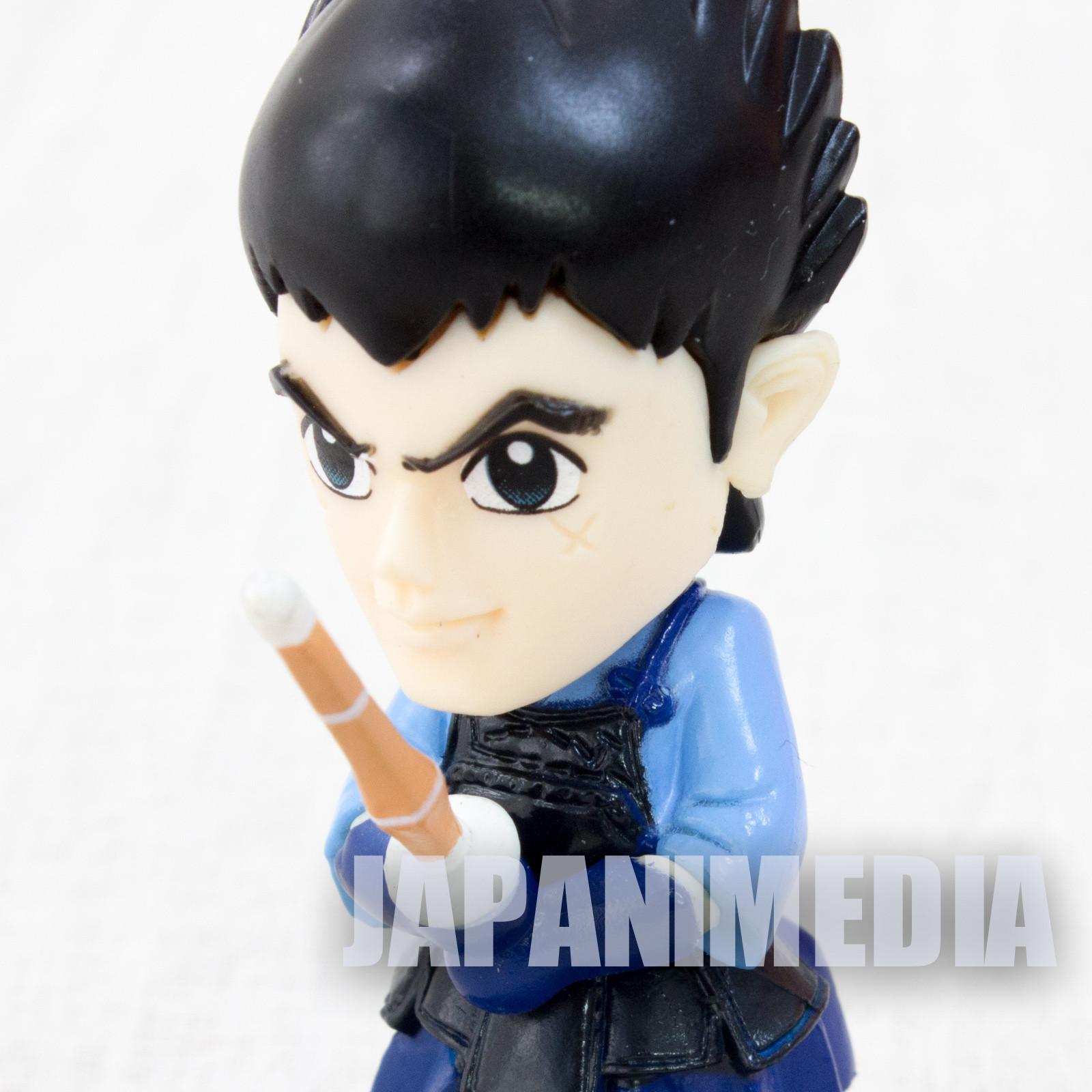 Musashi no Ken Natsuki Musashi Bobbin Head Figure Toy Full JAPAN ANIME