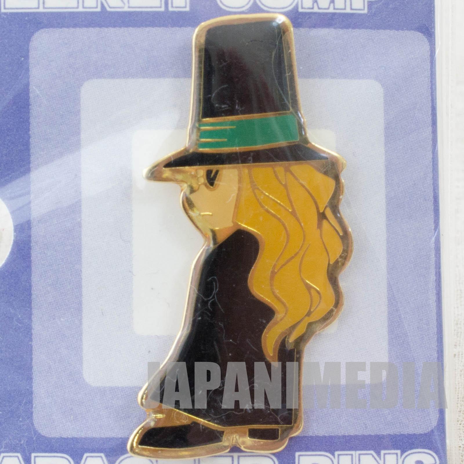 Black Cat Charden Flamberg Character Pins JAPAN ANIME MANGA SHONEN JUMP