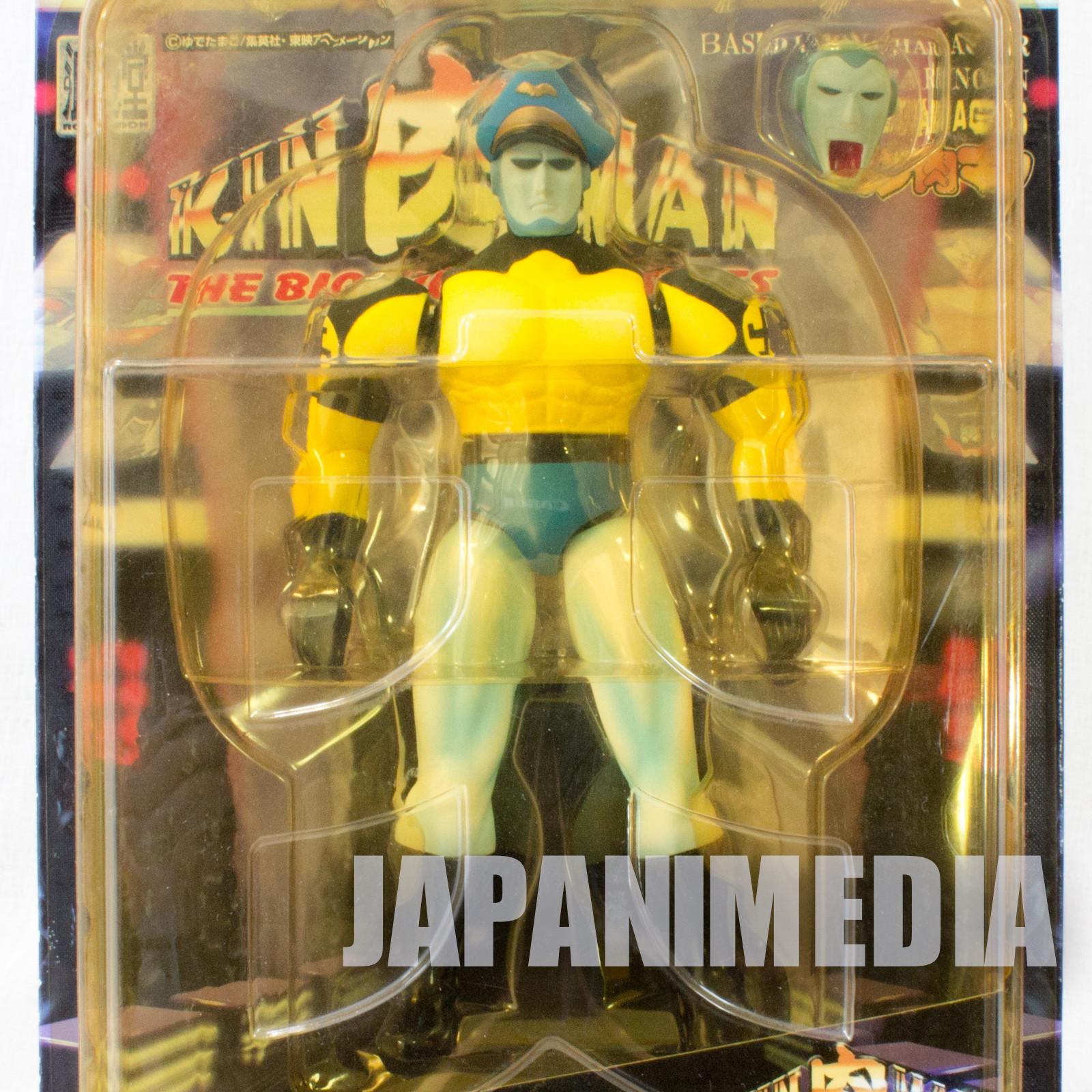 Kinnikuman Blockenman Romando PVC Action Figure JAPAN ANIME MANGA SHONEN JUMP USED