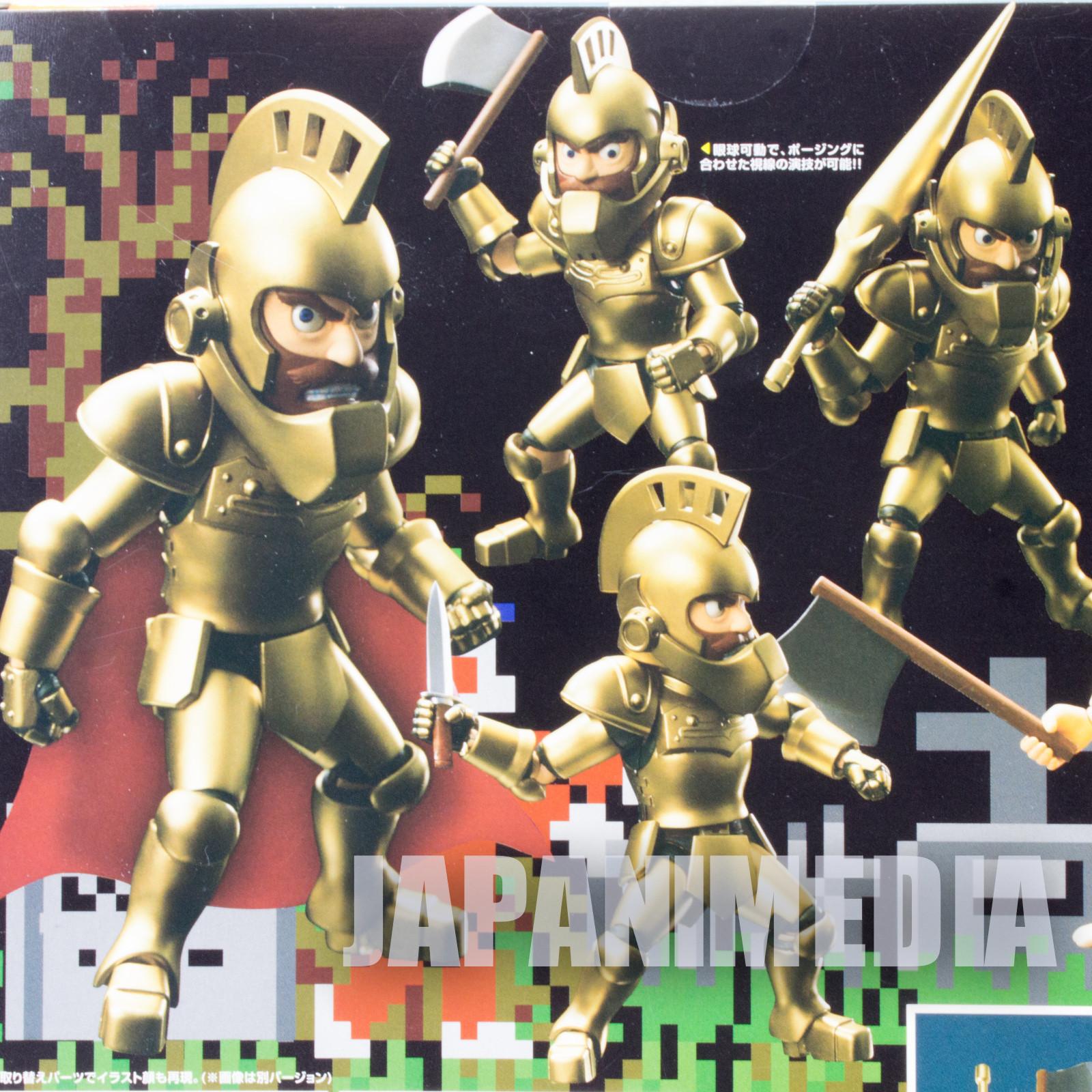 Ghosts'n Goblins Ghouls 'n Ghosts Arthur Gold Armor Figure Capcom Makaimura