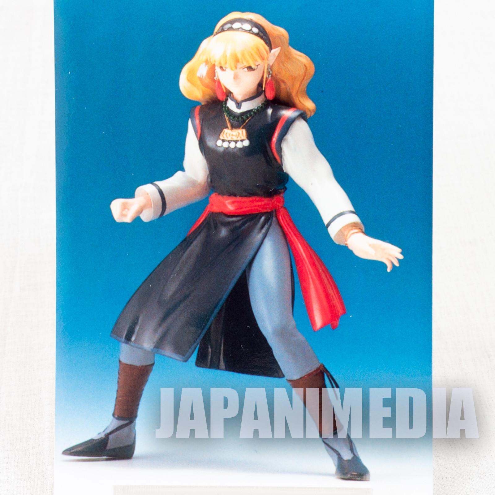 Retro RARE! 3 x 3 Eyes Suzin Ryumei 1/8 Scale Resin Cast Model Kit