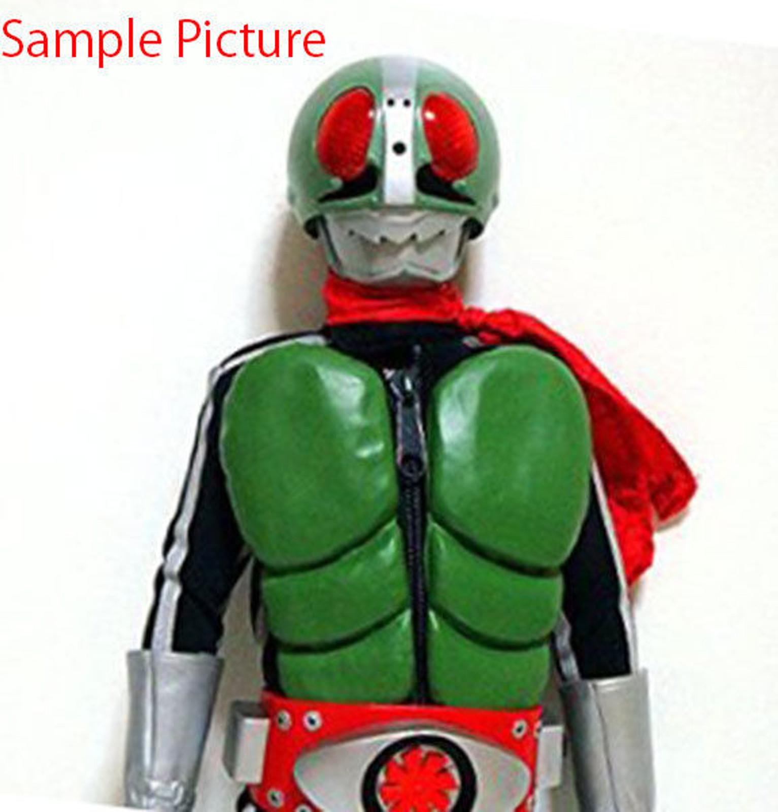 "Kamen Rider Shin #1 RAH 450 Figure 15"" Medicom Toy JAPAN MASKED"