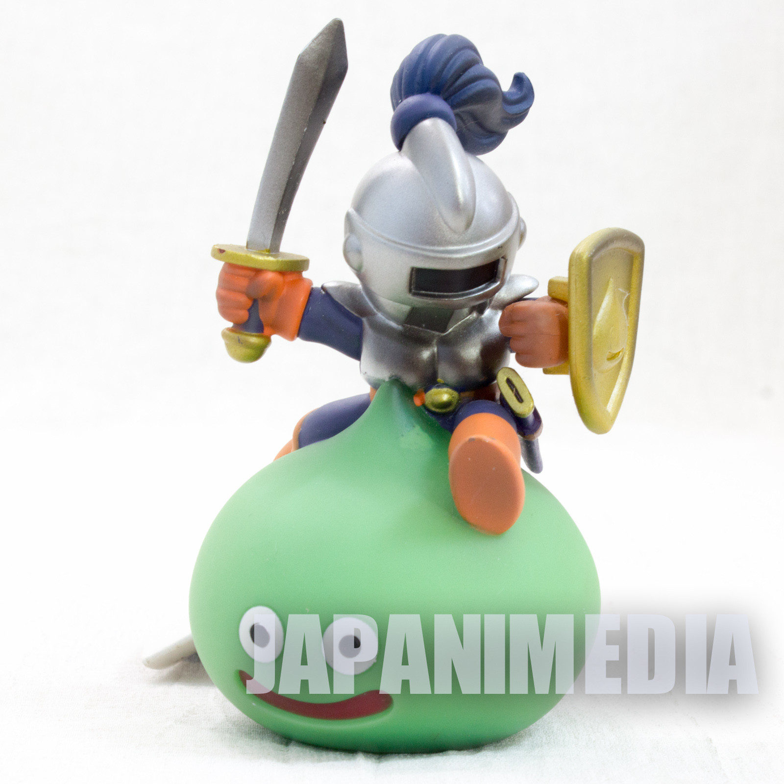 Dragon Quest Sofubi Monster Slime Knight Figure Square Enix JAPAN WARRIOR