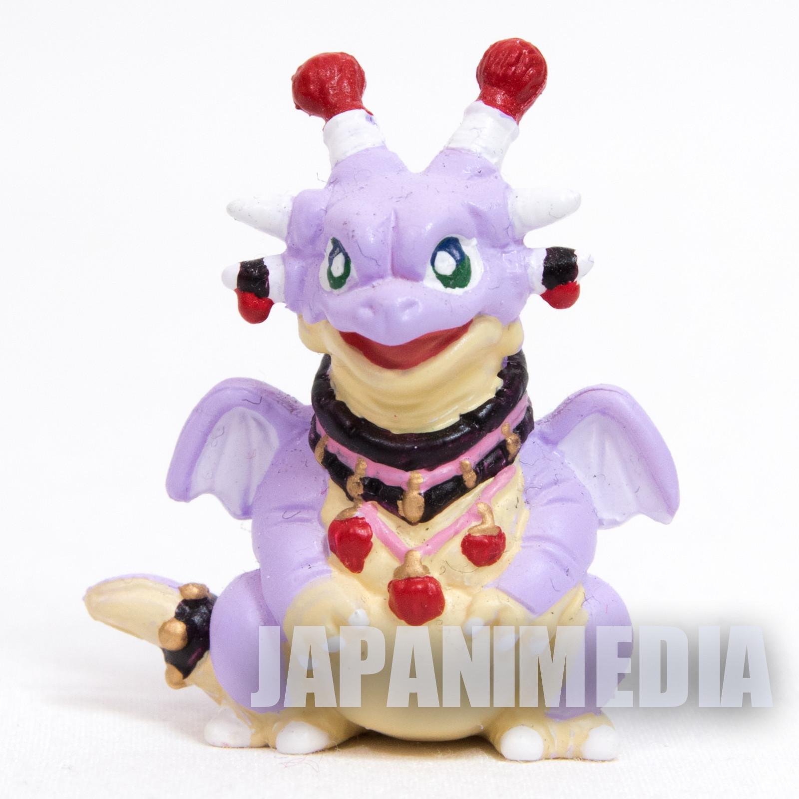 Dragon Ball Z Icarus Hire Dragon Painted Mini Rubber Figure JAPAN ANIME MANGA