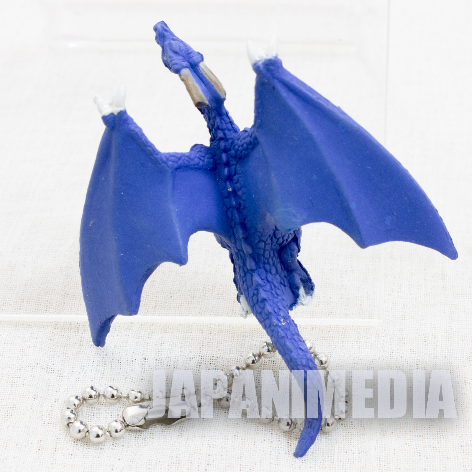Retro Rare! Dragon Spirit Figure Ballchain Namco JAPAN