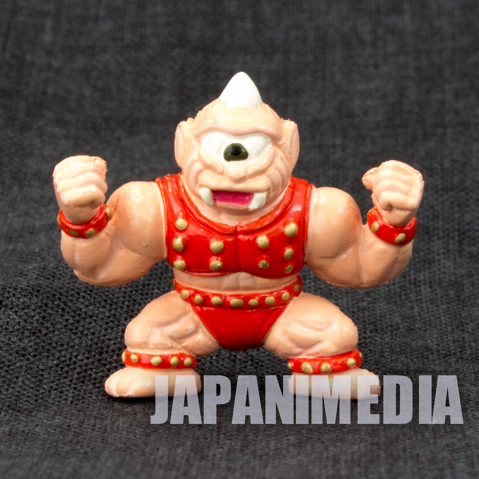 "Ghosts'n Goblin Unicorn 1"" Rubber Figure Painted Capcom Makaimura JAPAN FAMICOM 2"