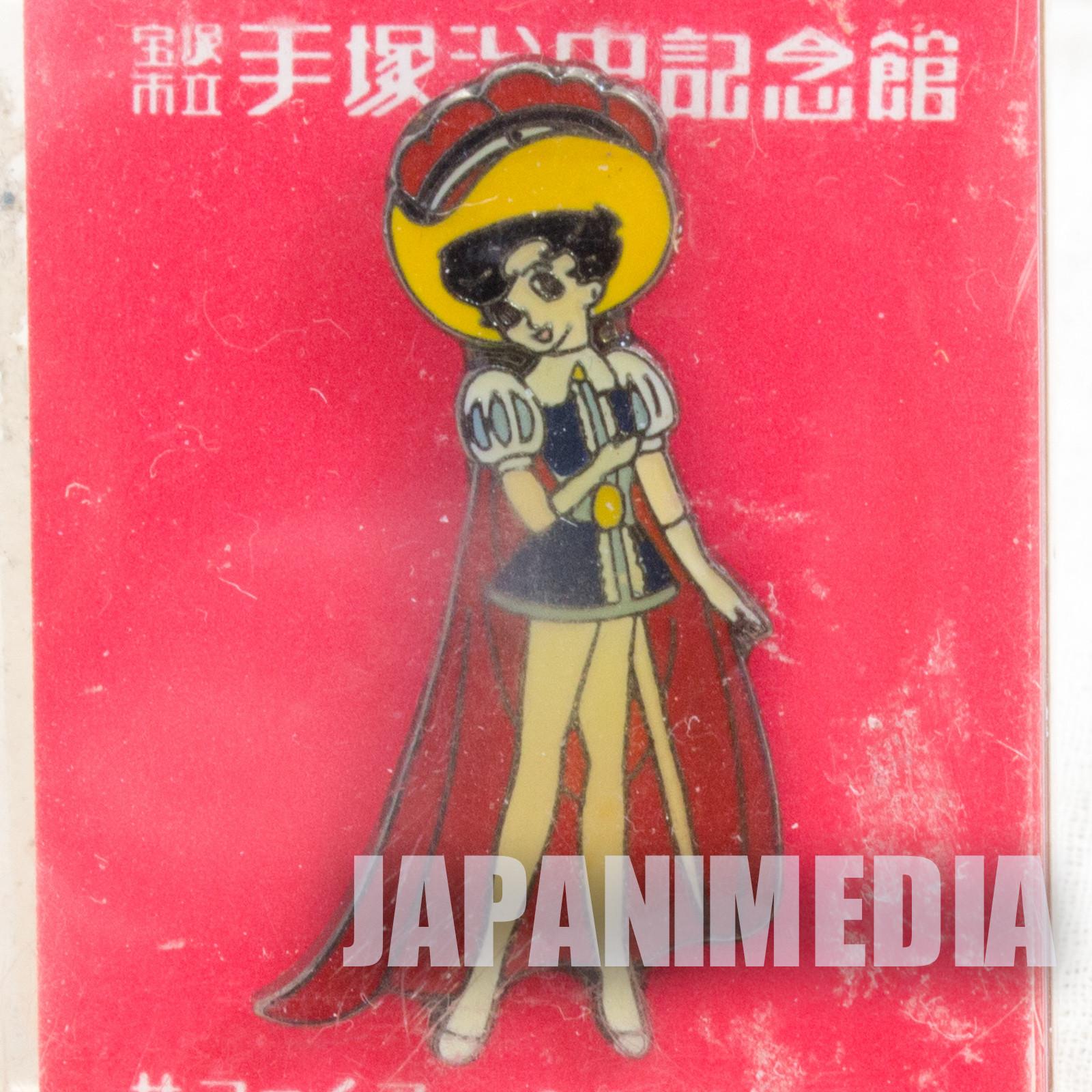 Princess Knight Sapphire Pins The Osamu Tezuka Manga Museum JAPAN ANIME 2
