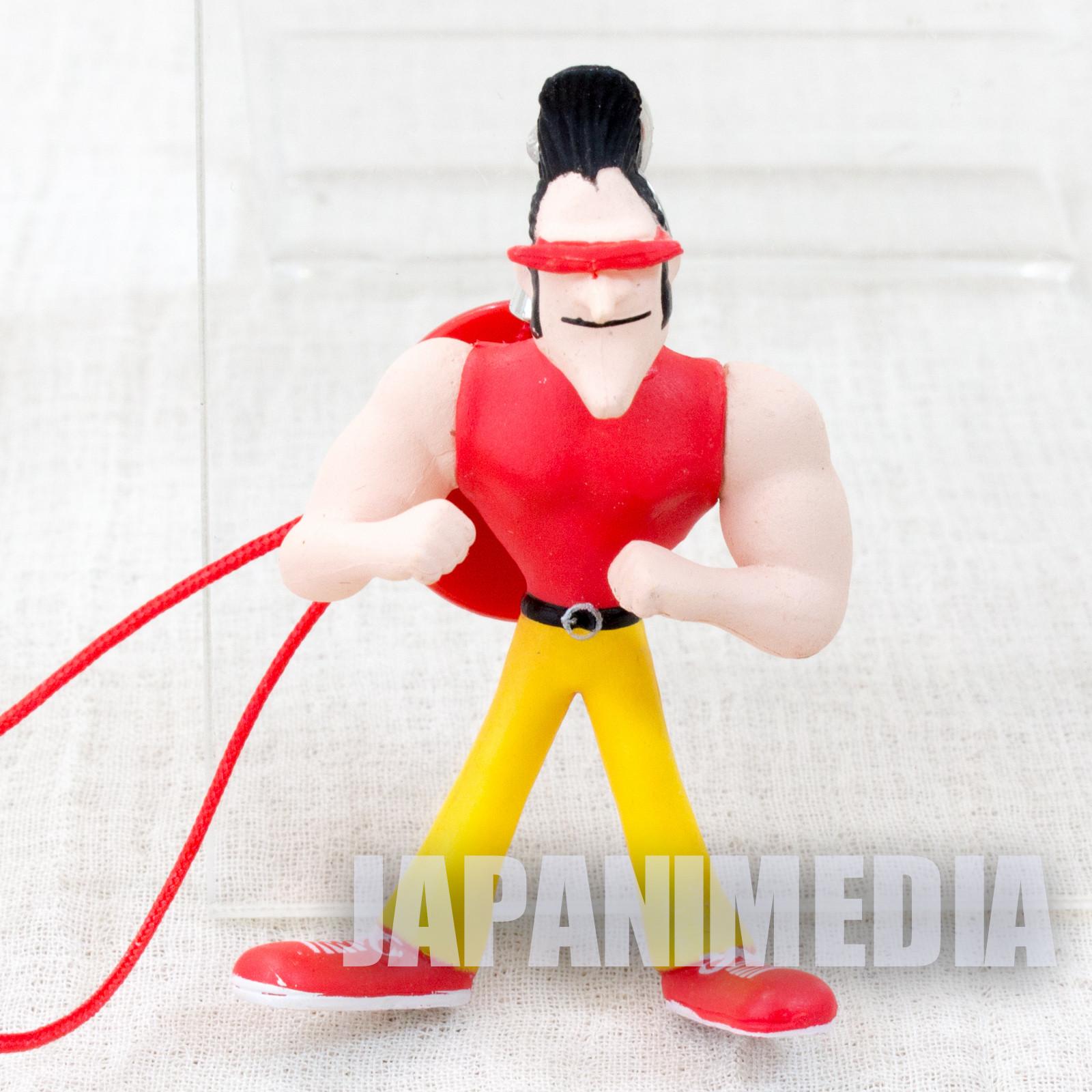 Mother Teddy Figure Strap Nintendo Takara Tomy JAPAN GAME NES FAMICOM