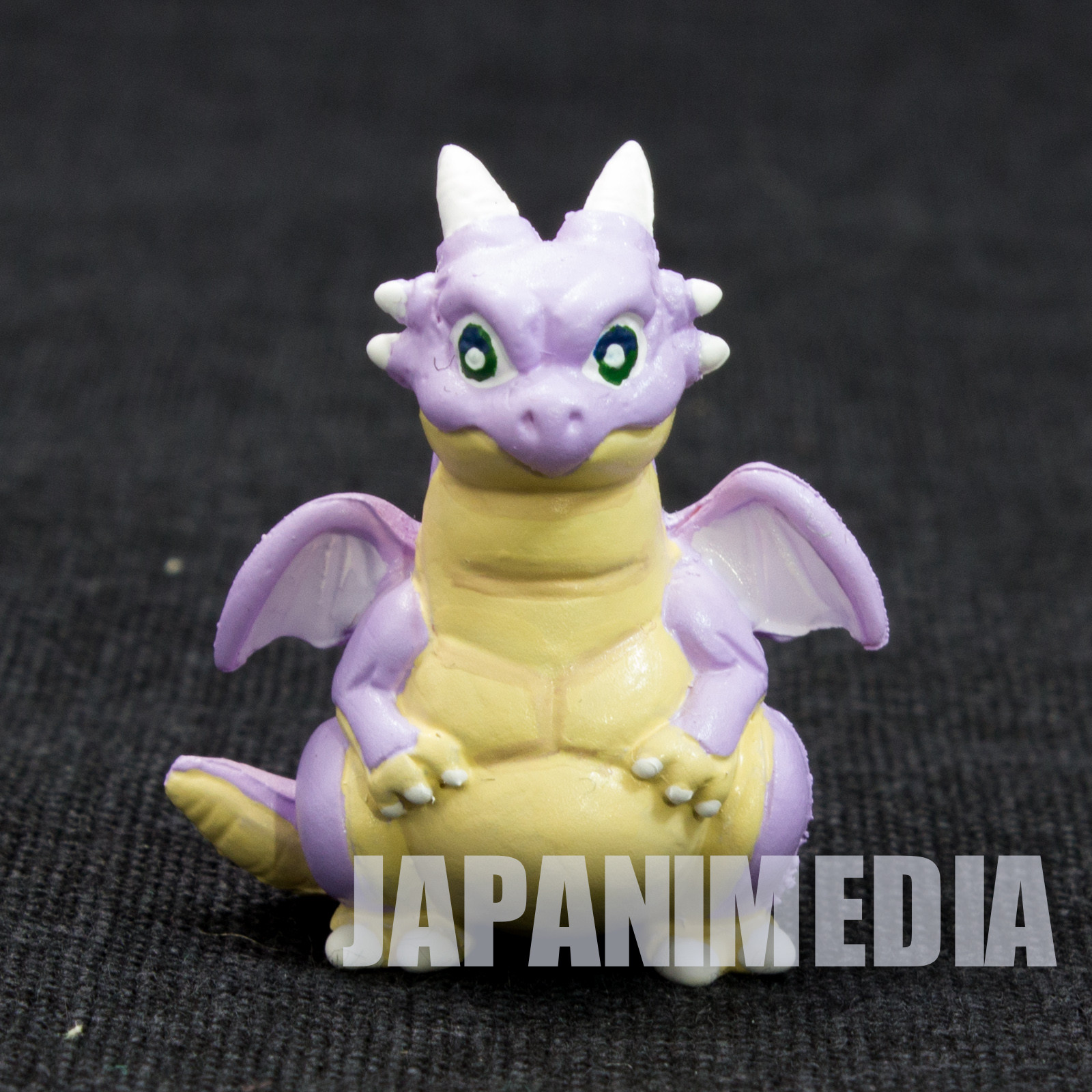 Dragon Ball Z Icarus Hire Dragon Painted Mini Rubber Figure JAPAN ANIME MANGA 2