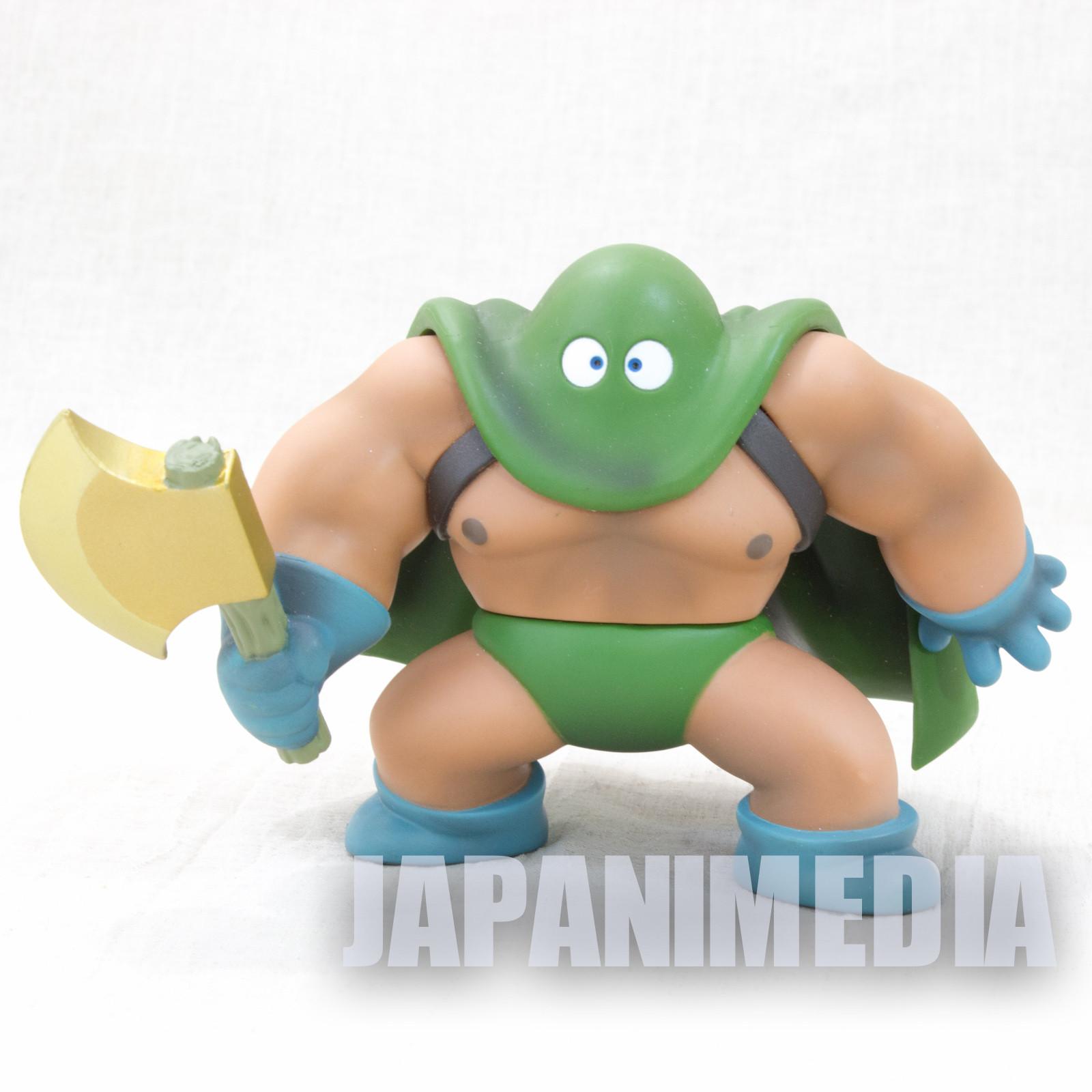 Dragon Quest Sofubi Monster Kandar Robbin'hood Figure Square Enix JAPAN WARRIOR